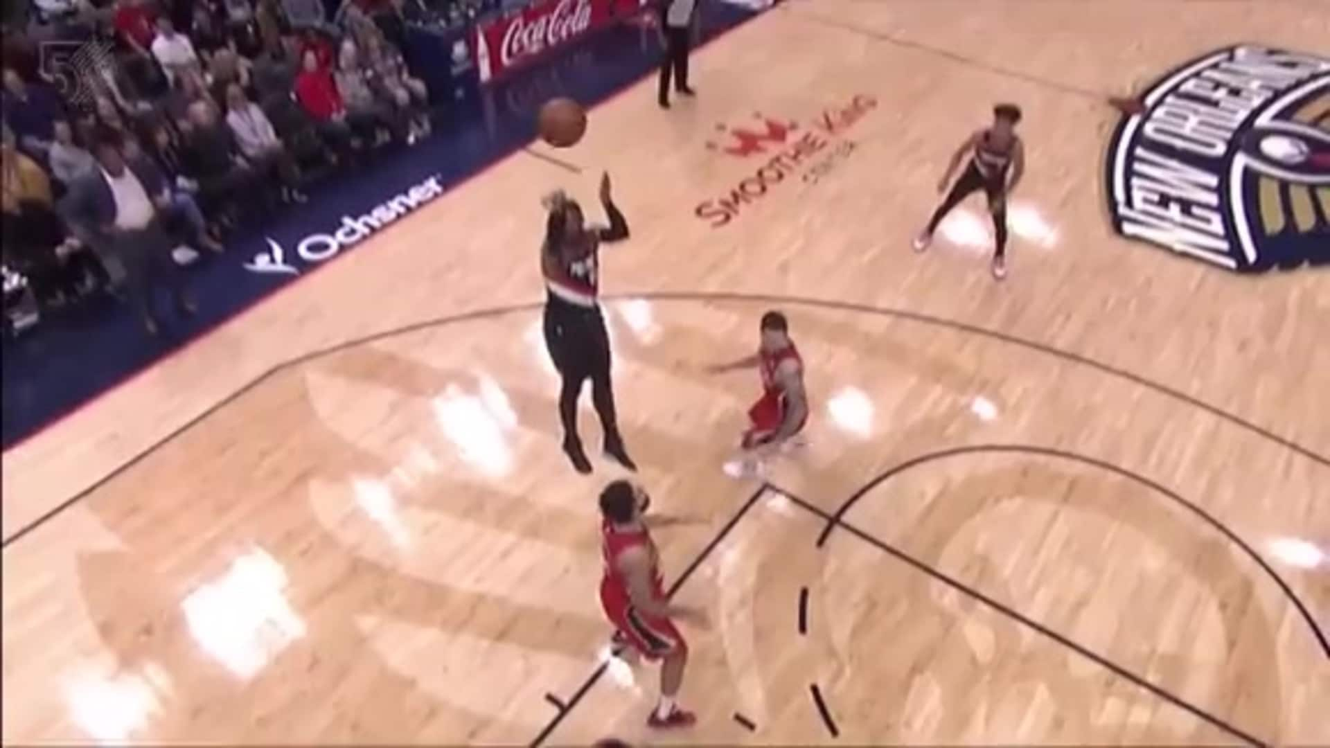 Carmelo Anthony (10 pts) Highlights vs. Pelicans