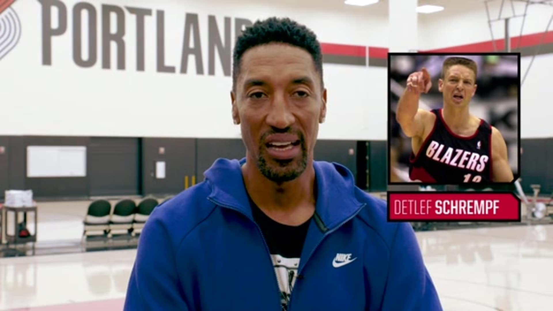 1-on-1 with Scottie Pippen