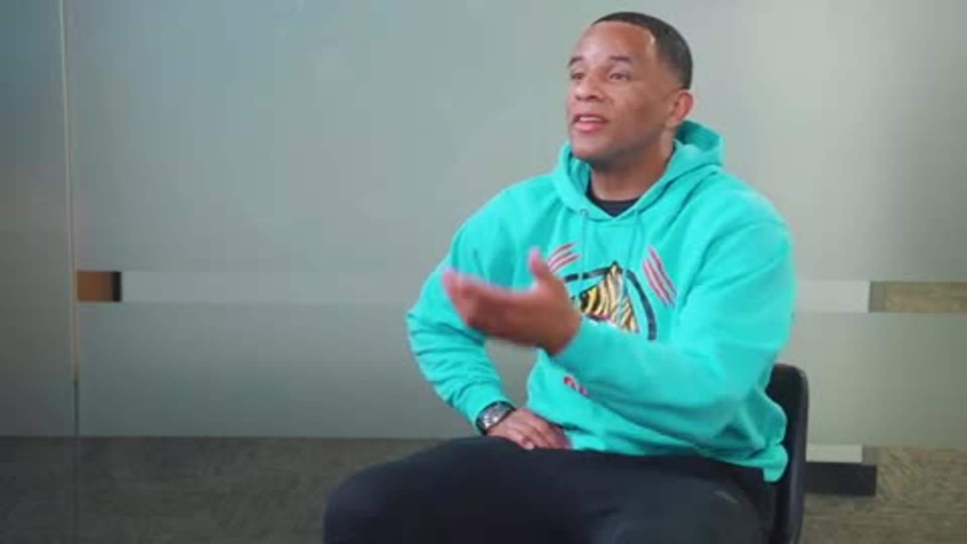 Damon Stoudamire reflects on his time in Portland | Return to Rip City presented by Alaska Airlines
