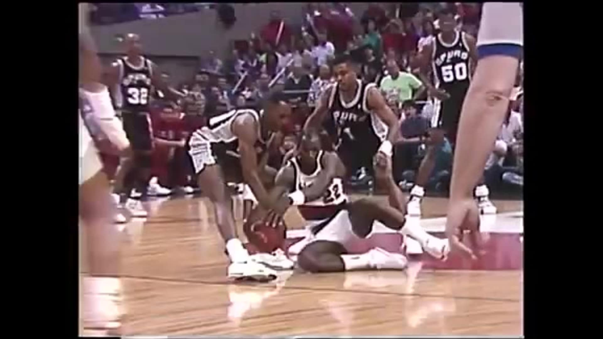 1990 Game 7 vs. Spurs | Trail Blazers Classic Games
