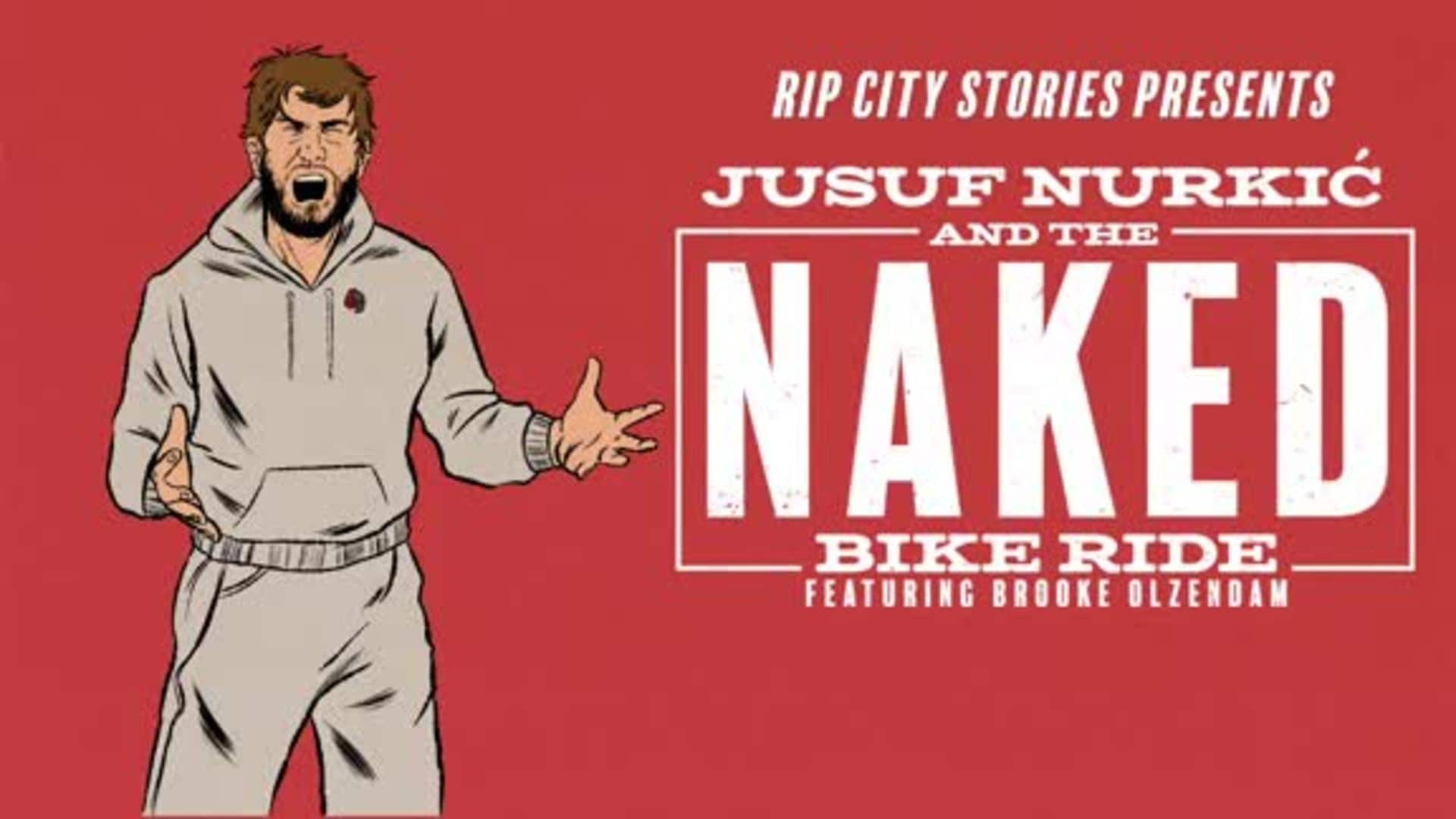 Nurk doesn't get the Naked Bike Ride | Rip City Stories