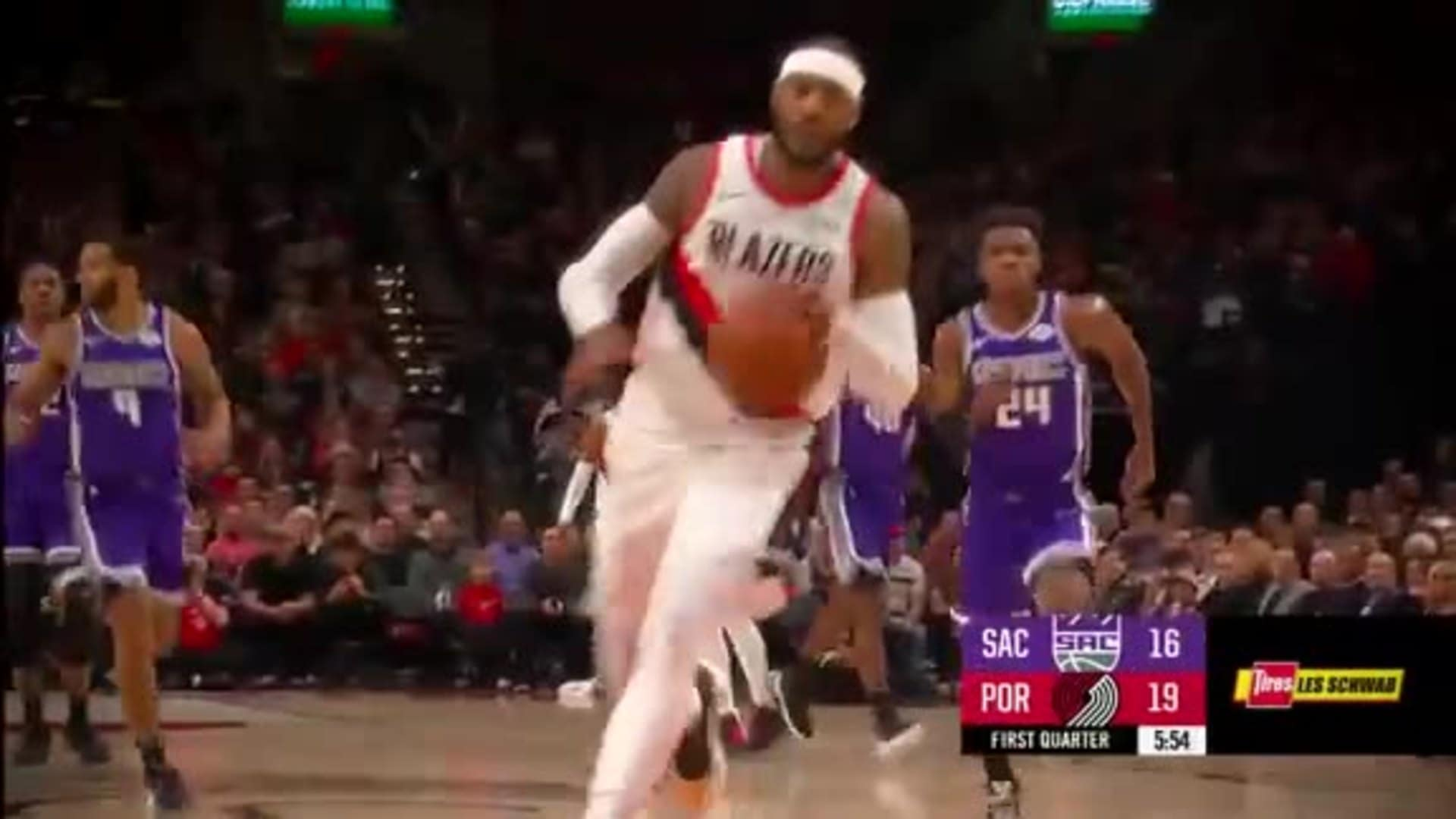 Carmelo Anthony's Top Plays of the Season So Far