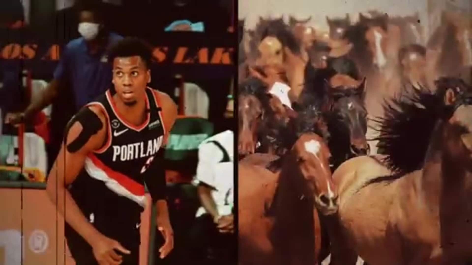 Hassan Whiteside Bubble Highlights