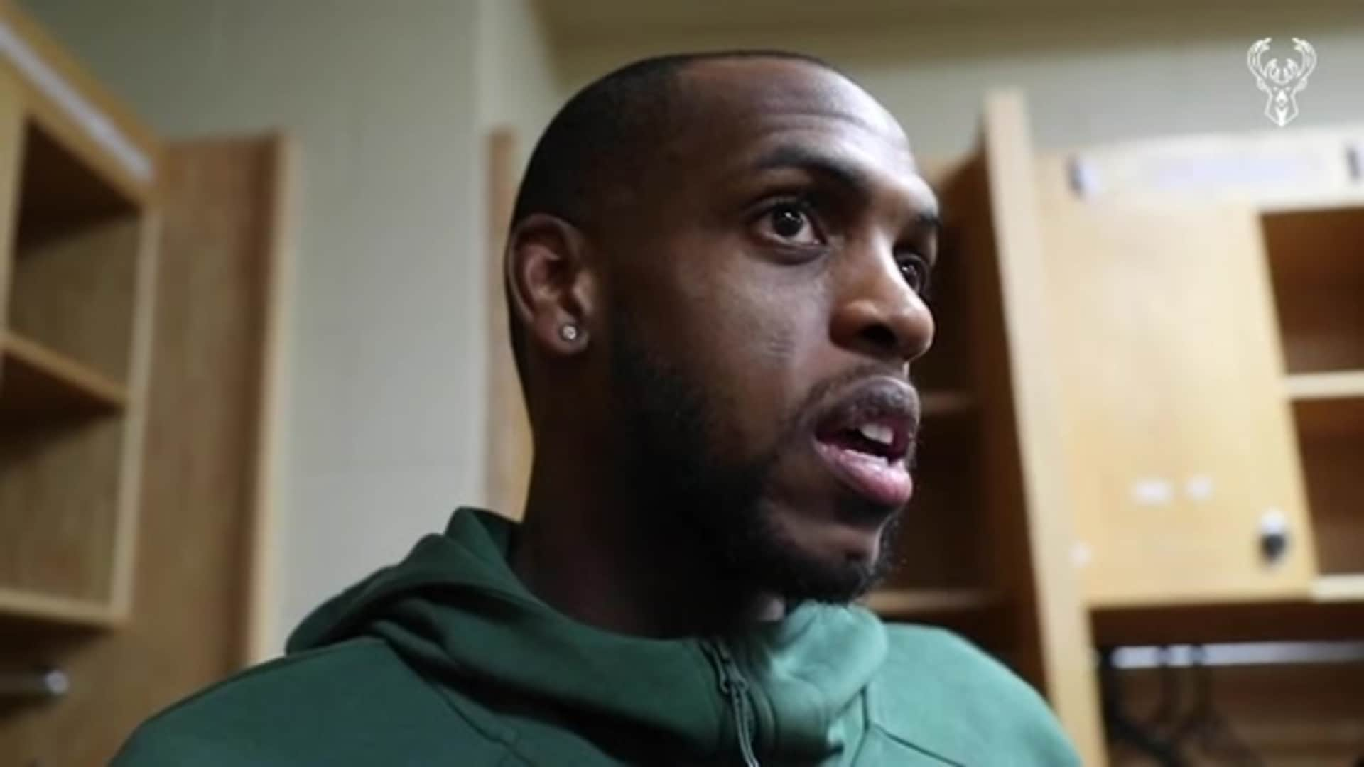 Khris Middleton Postgame Interview | 11.10.19