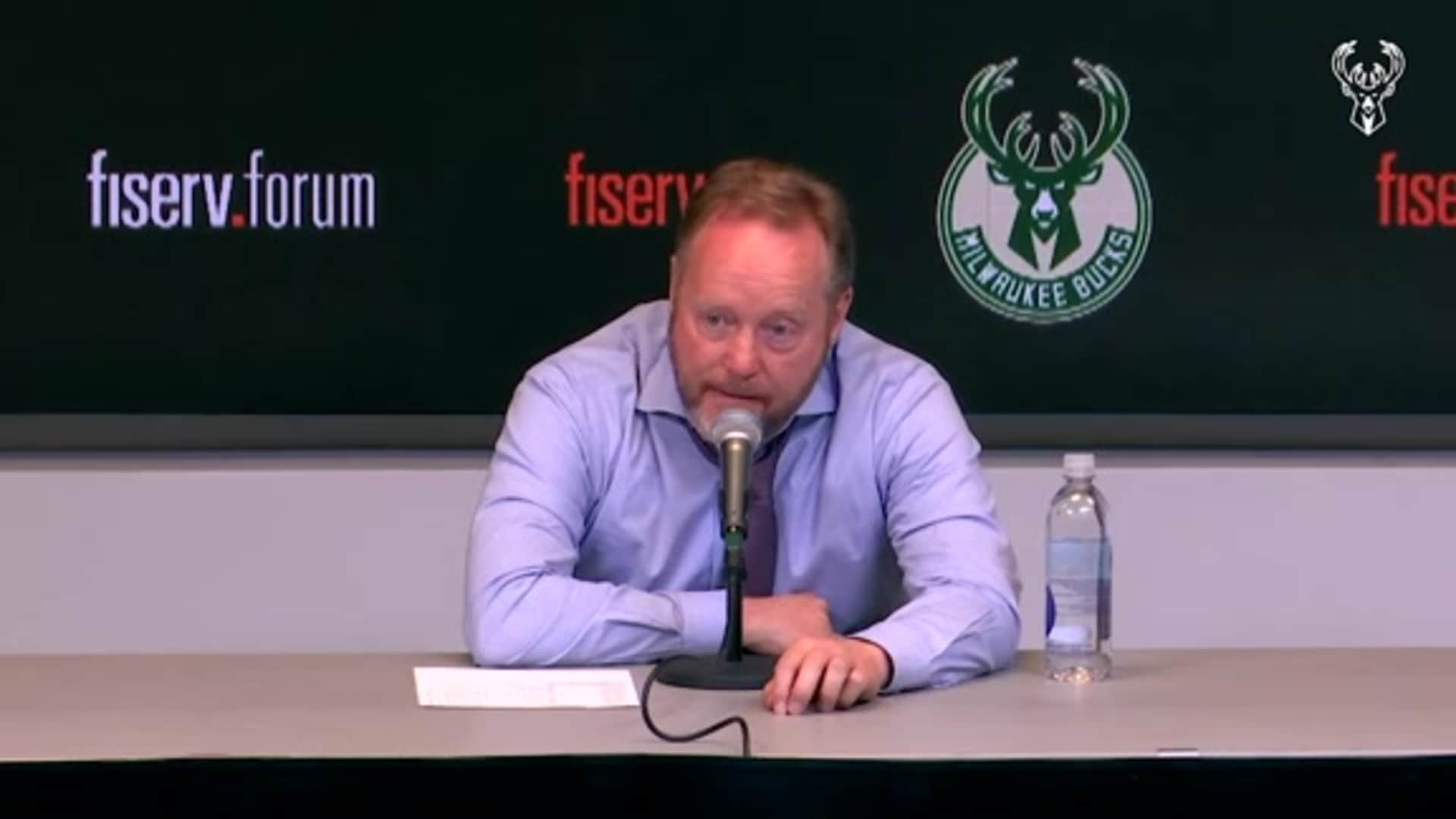Coach Budenholzer Postgame Interview |11.21.19
