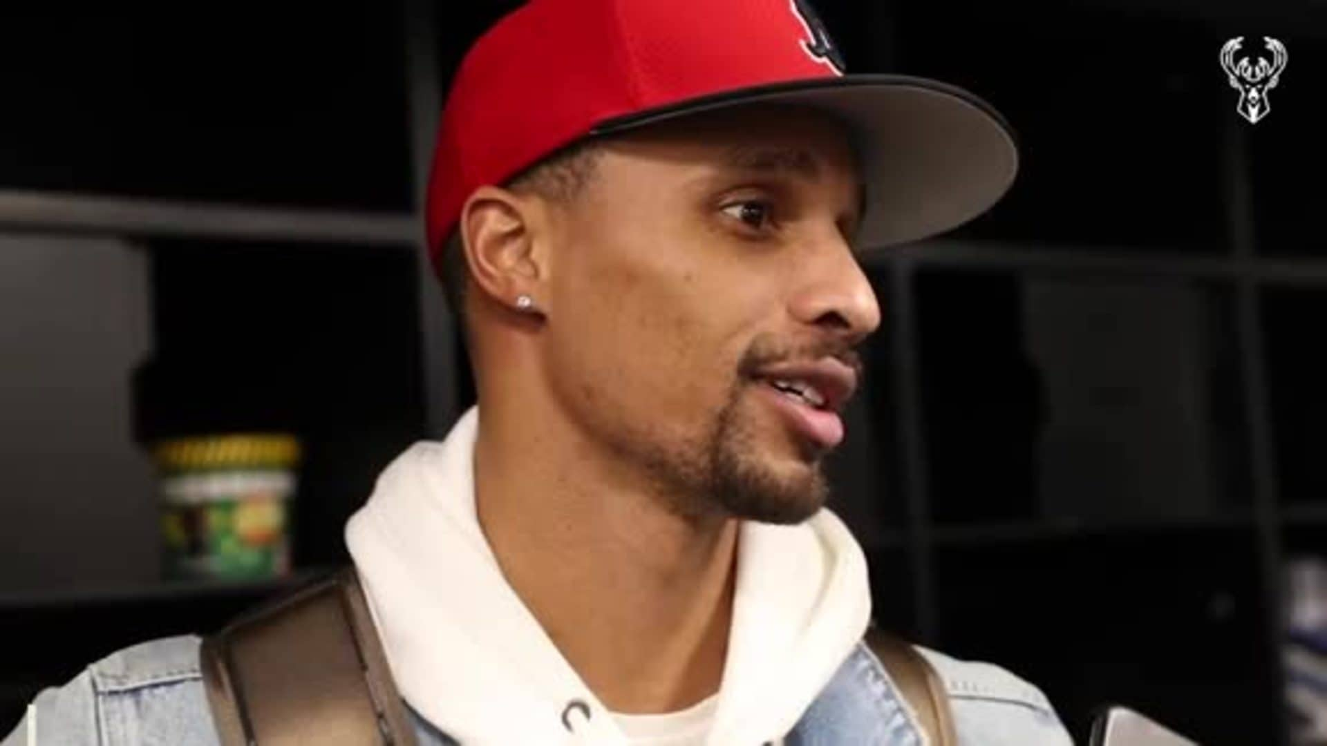 George Hill Postgame Interview | 11.29.18