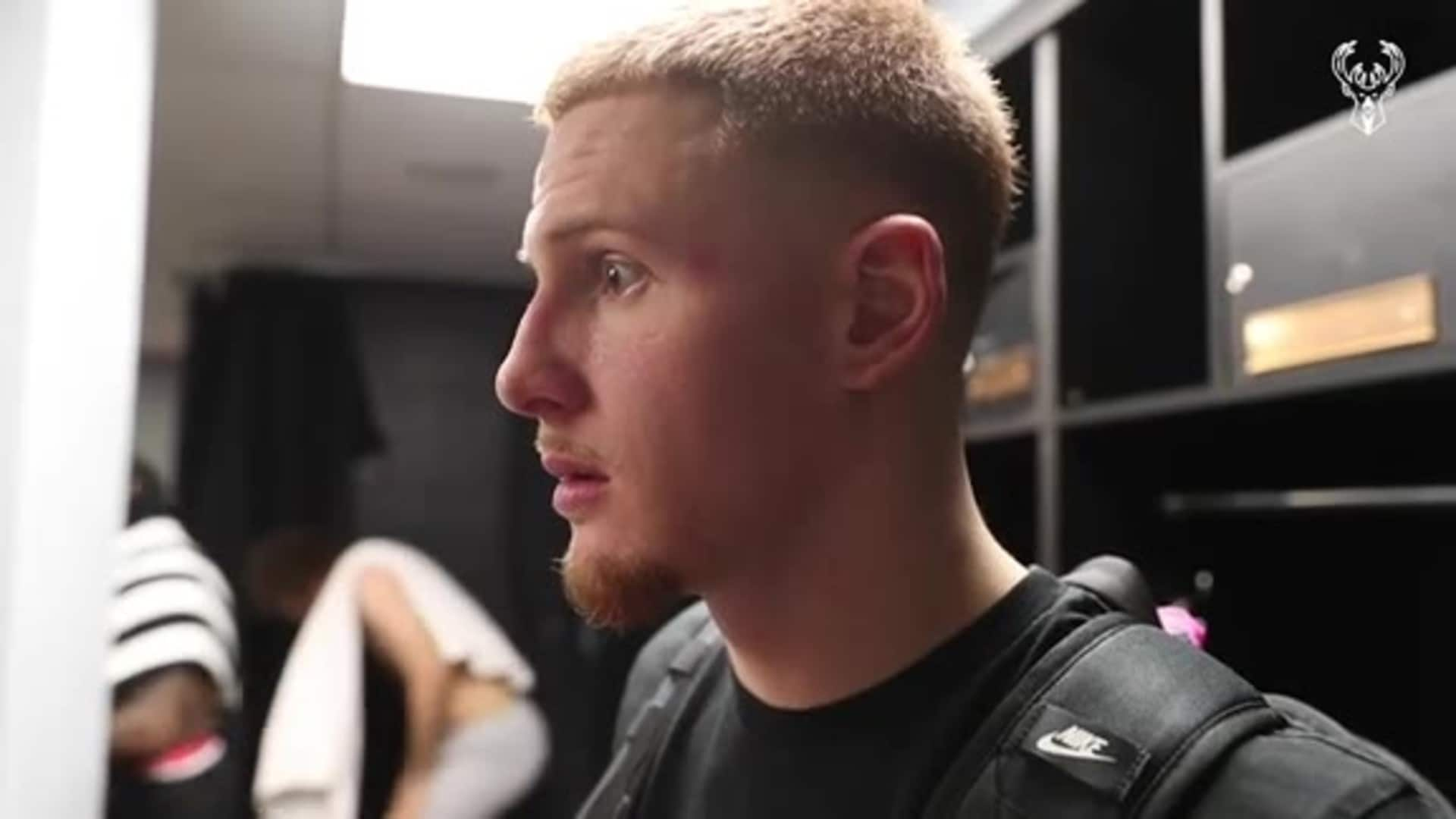 Donte DiVincenzo Postgame Interview | 1.6.20