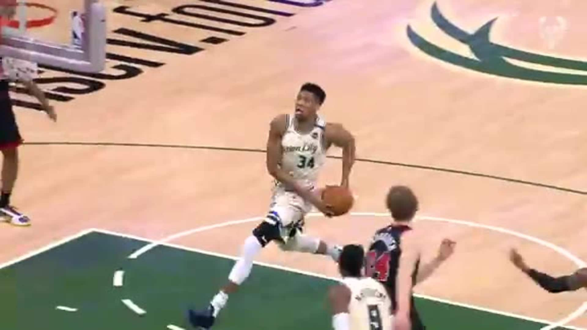 Giannis Antetokounmpo Named 2020 NBA All-Star Captain