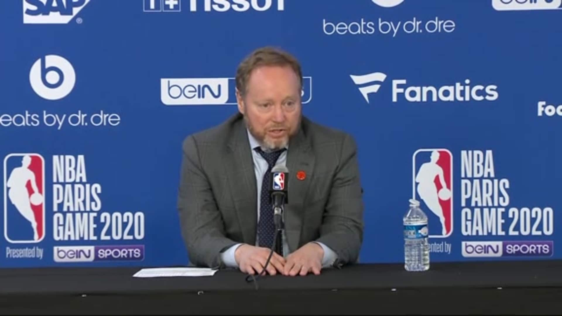 Coach Budenholzer Postgame Press Conference | 1.24.20