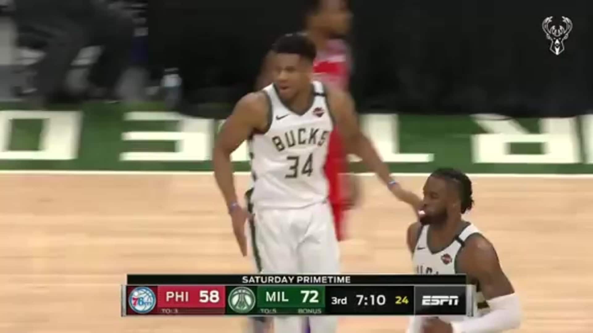 Game Highlights: Bucks 119 - Sixers 98 | 2.22.20