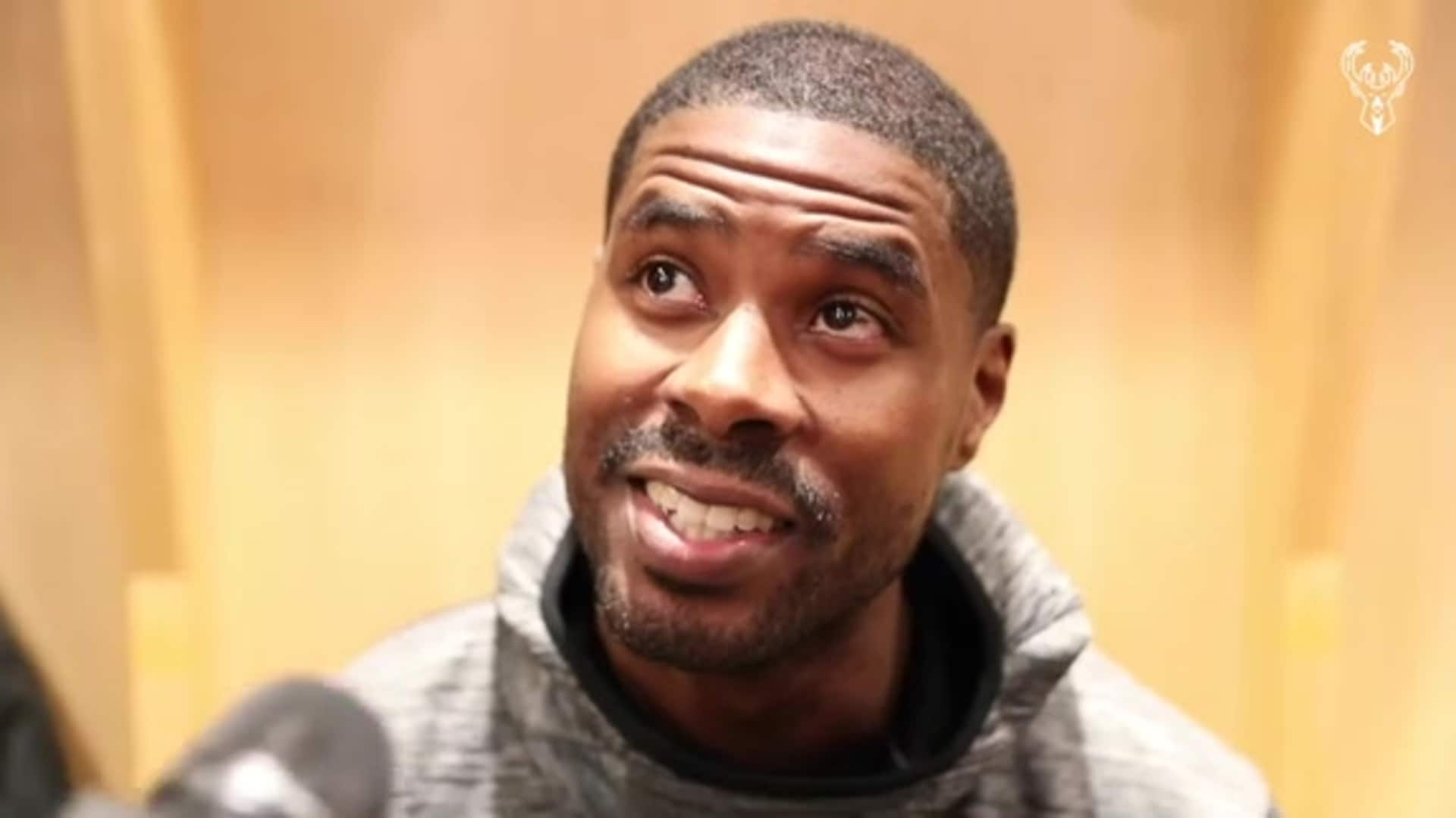 Marvin Williams Postgame Interview | 2.25.20