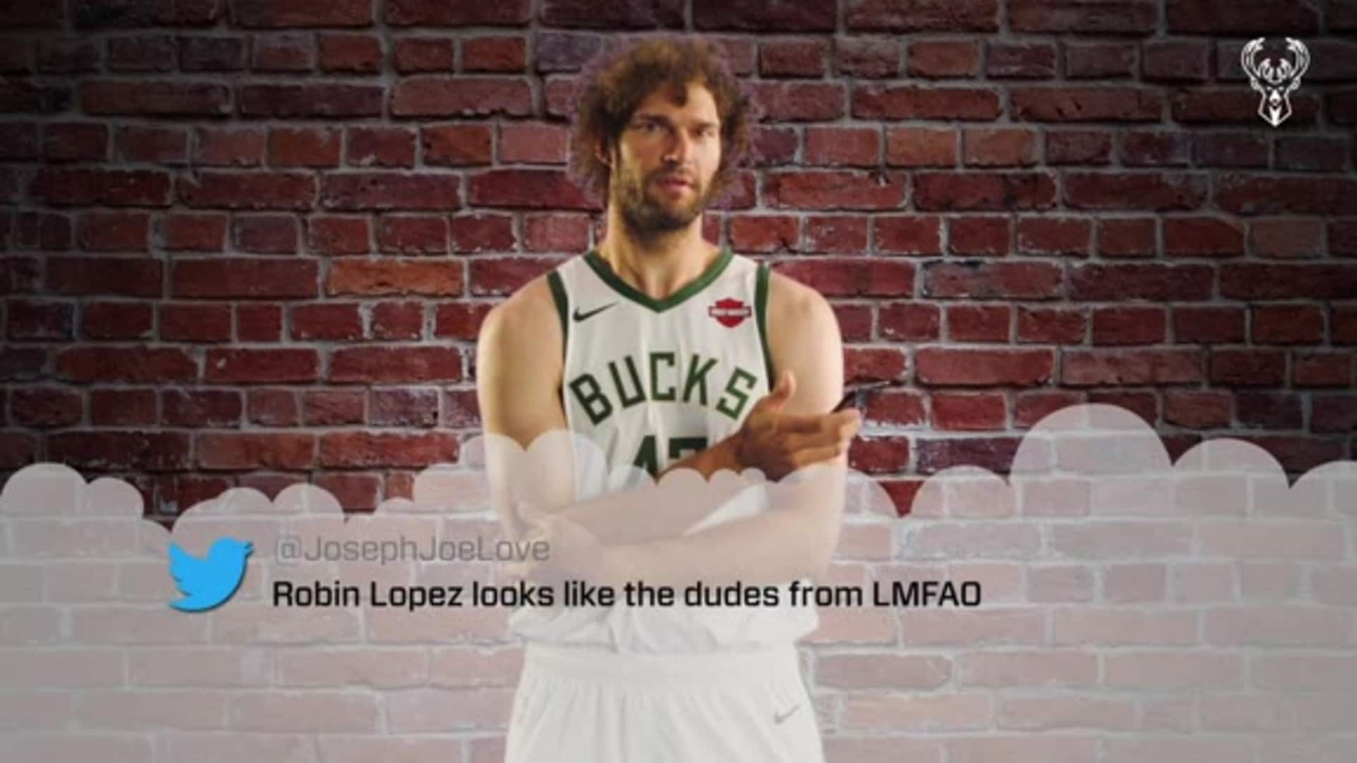 Milwaukee Bucks: Mean Tweets 2.0