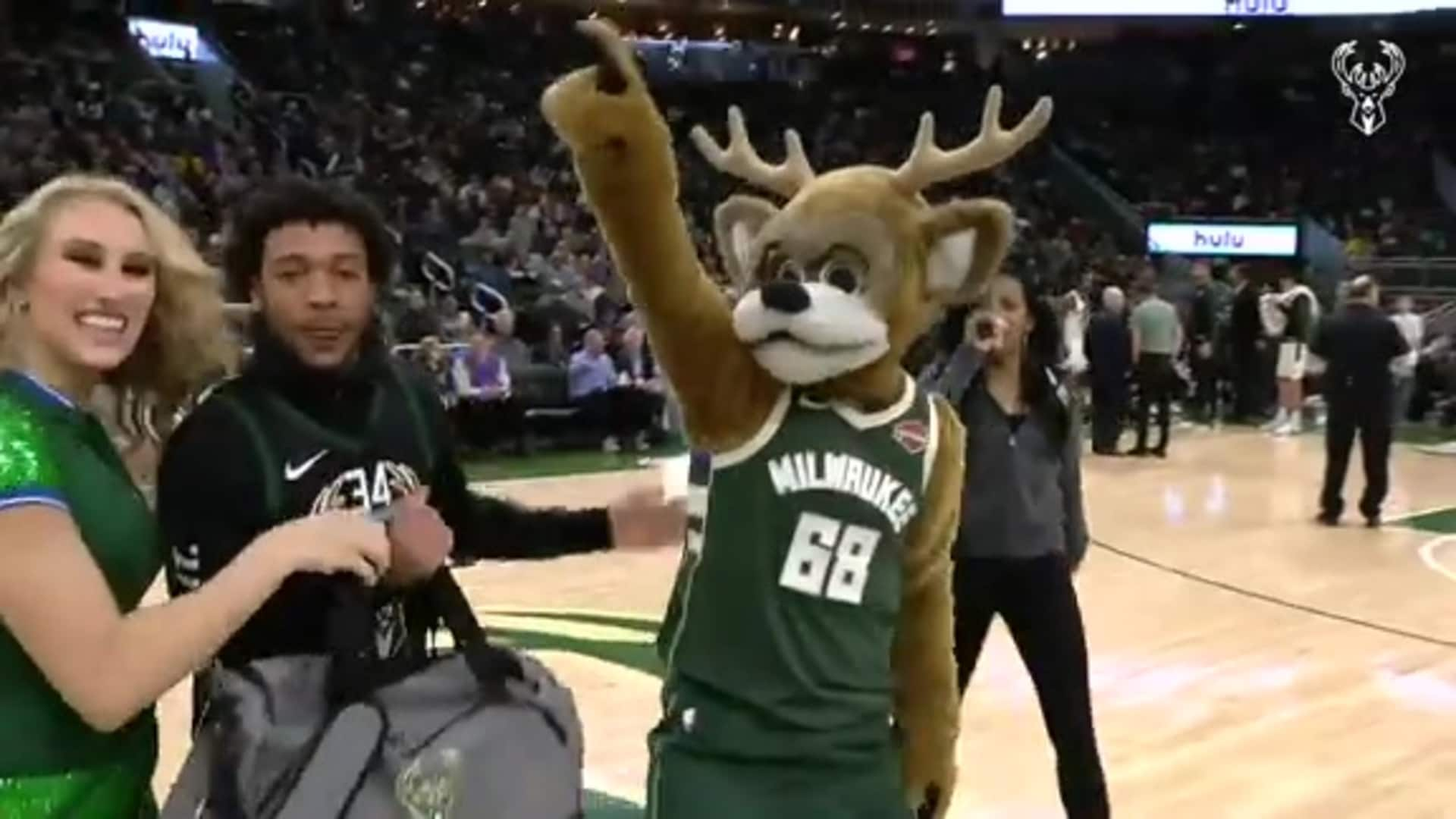 The Best Of Bango: Halfcourt Shots