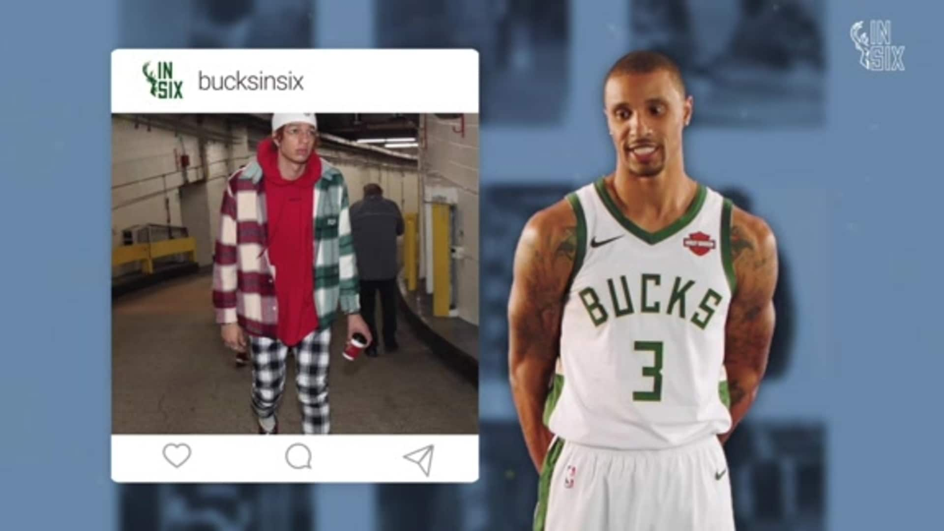Bucks In Fashion Police: D.J. Wilson