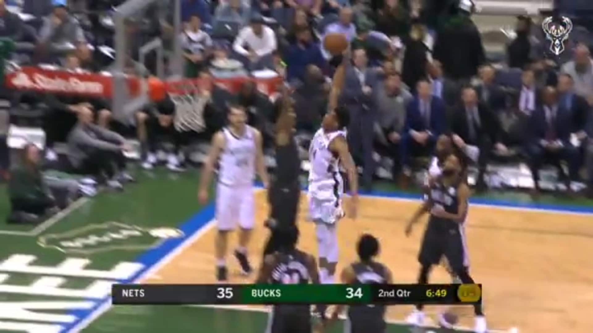 Historic Highlights: Giannis Posterizes Allen | 4.5.18