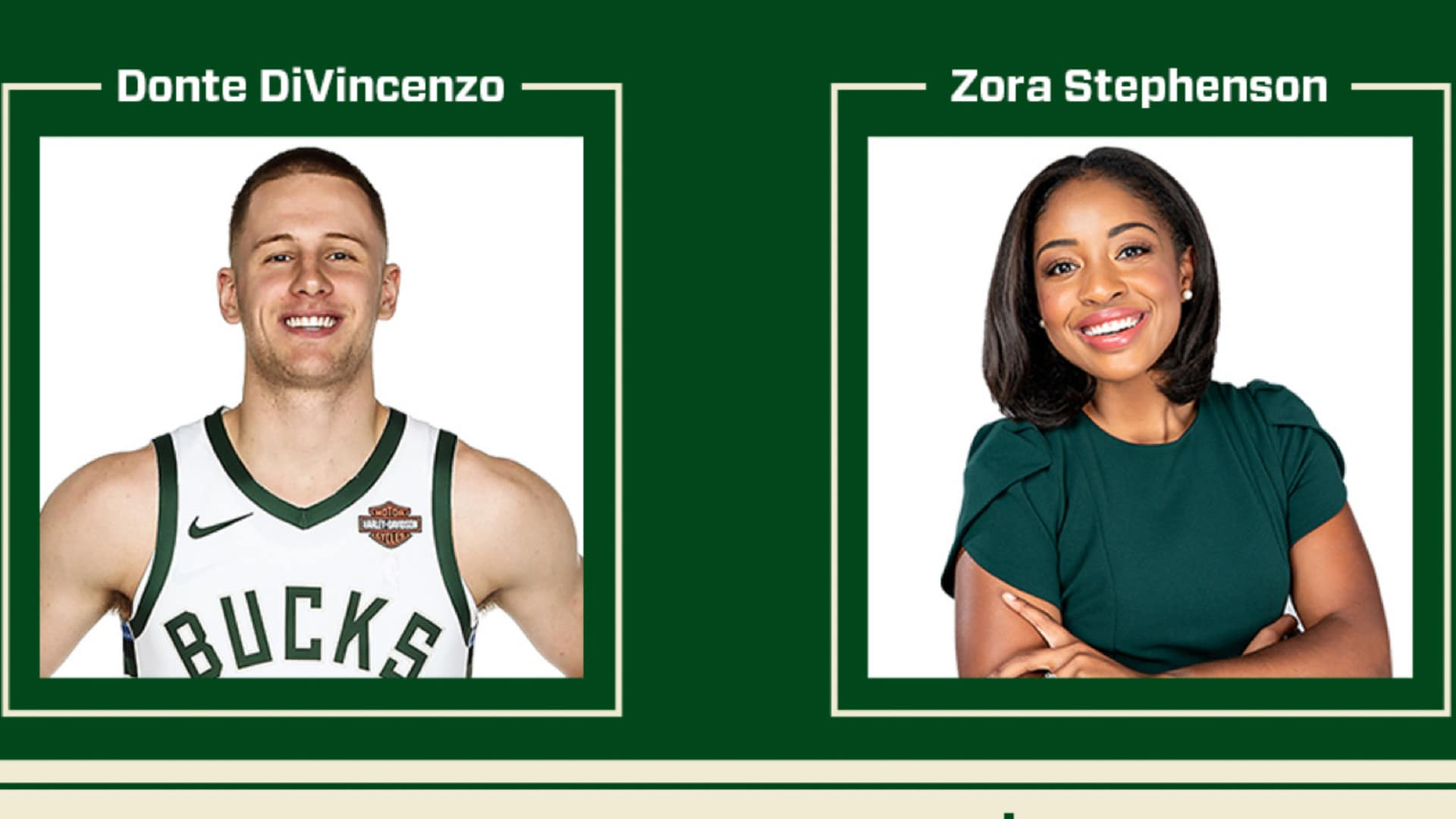Donte DiVincenzo & Zora Stephenson IG Live Interview | 4.8.20