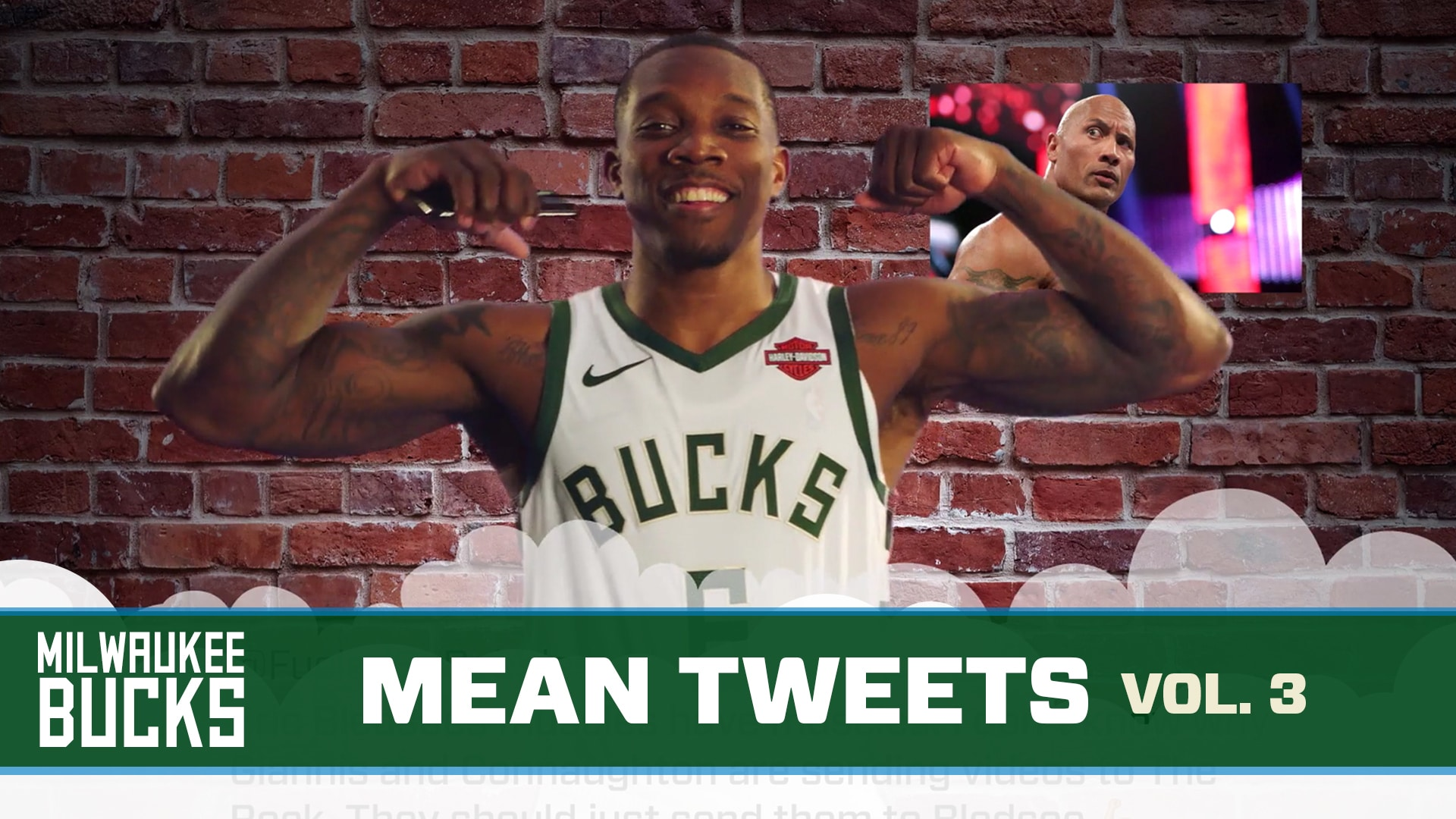 Milwaukee Bucks Mean Tweets: Vol 3