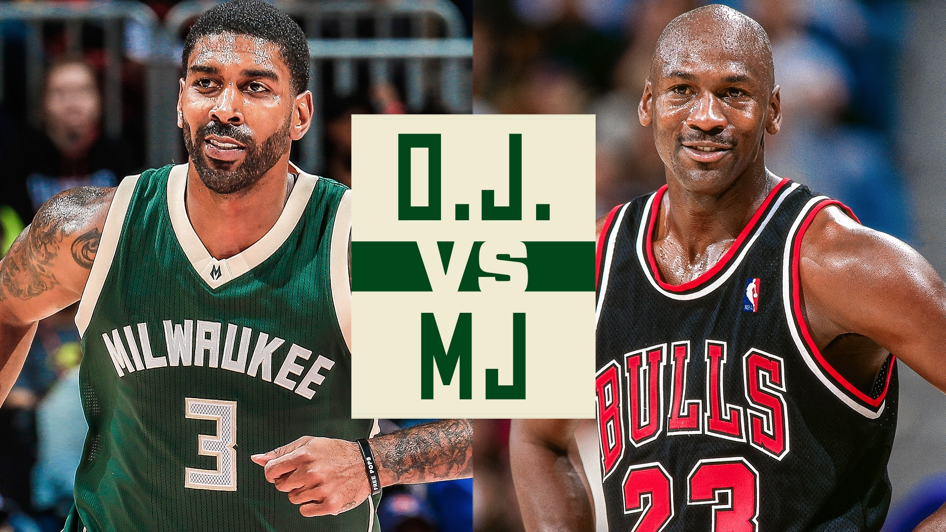 The Time O.J. Mayo Went Up Against Michael Jordan
