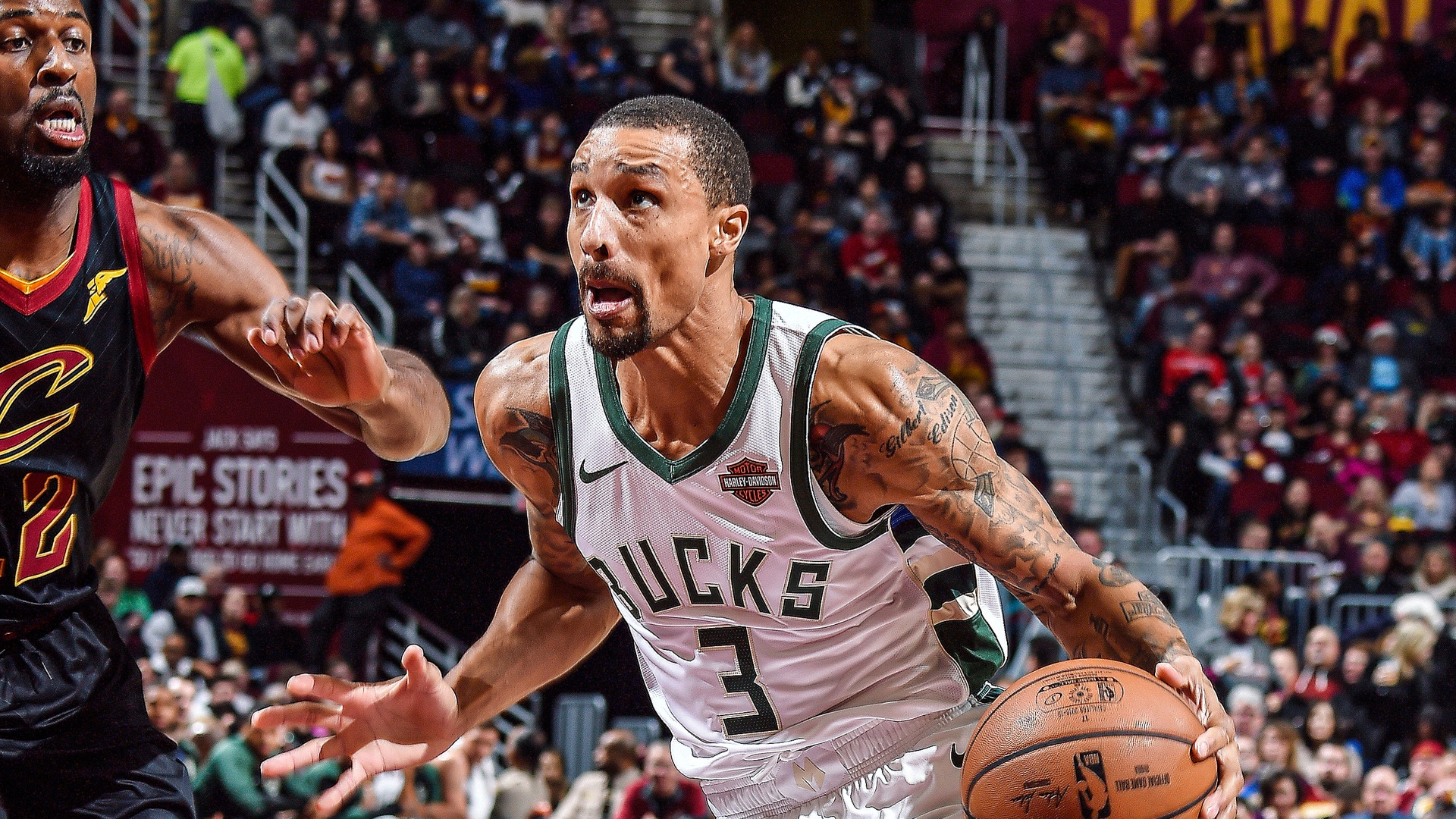 George Hill Back In The Land | Season Rewind: Game 19