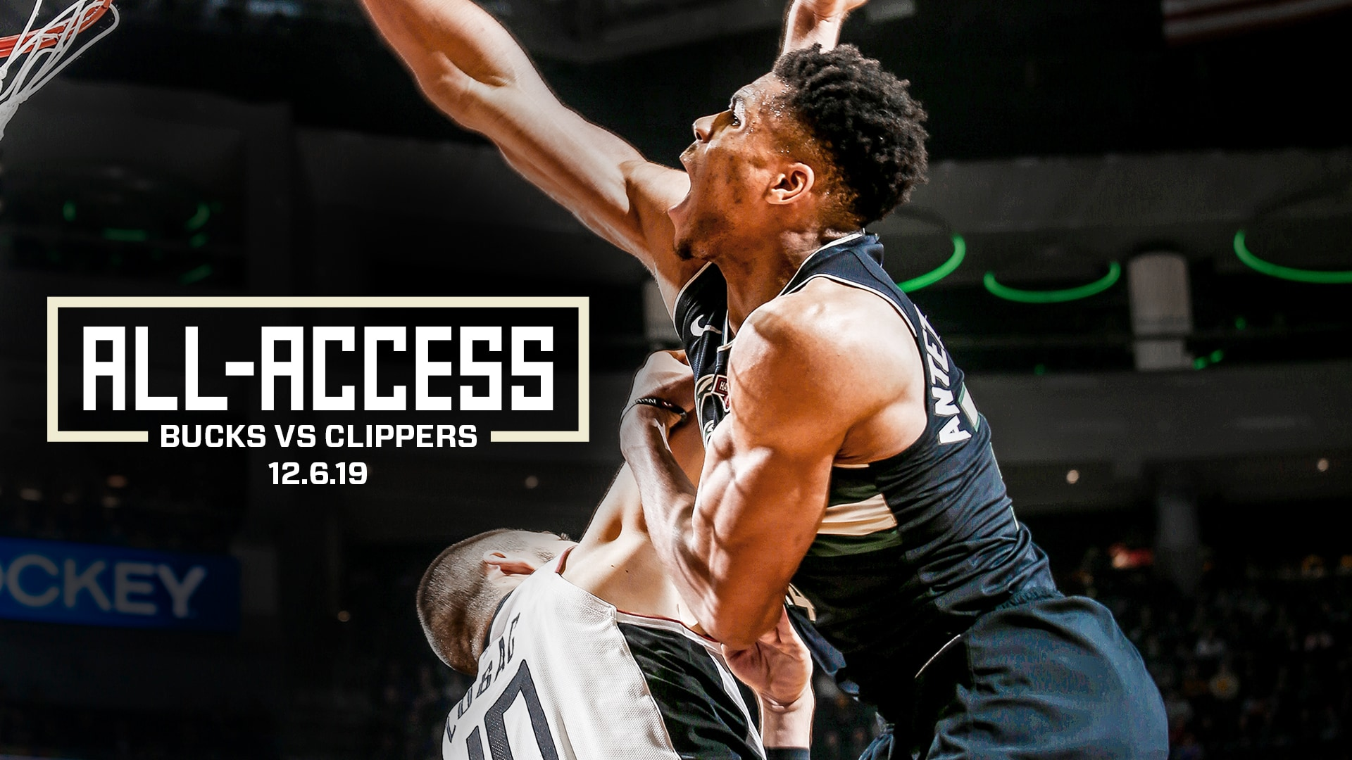 All-Access: The Greek Freak Turns 25, Sweeps Clippers | Restricted Area 12.6.19