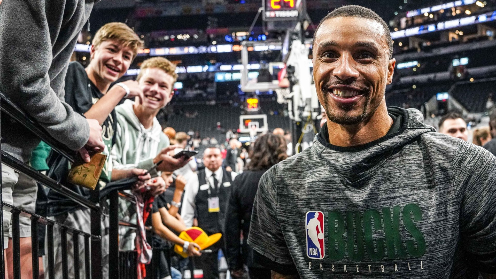 George Hill's Journey To Milwaukee
