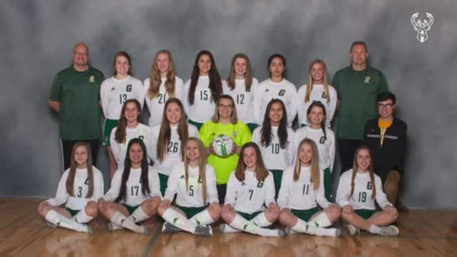 Senior Spotlight: Greenfield Women's Soccer