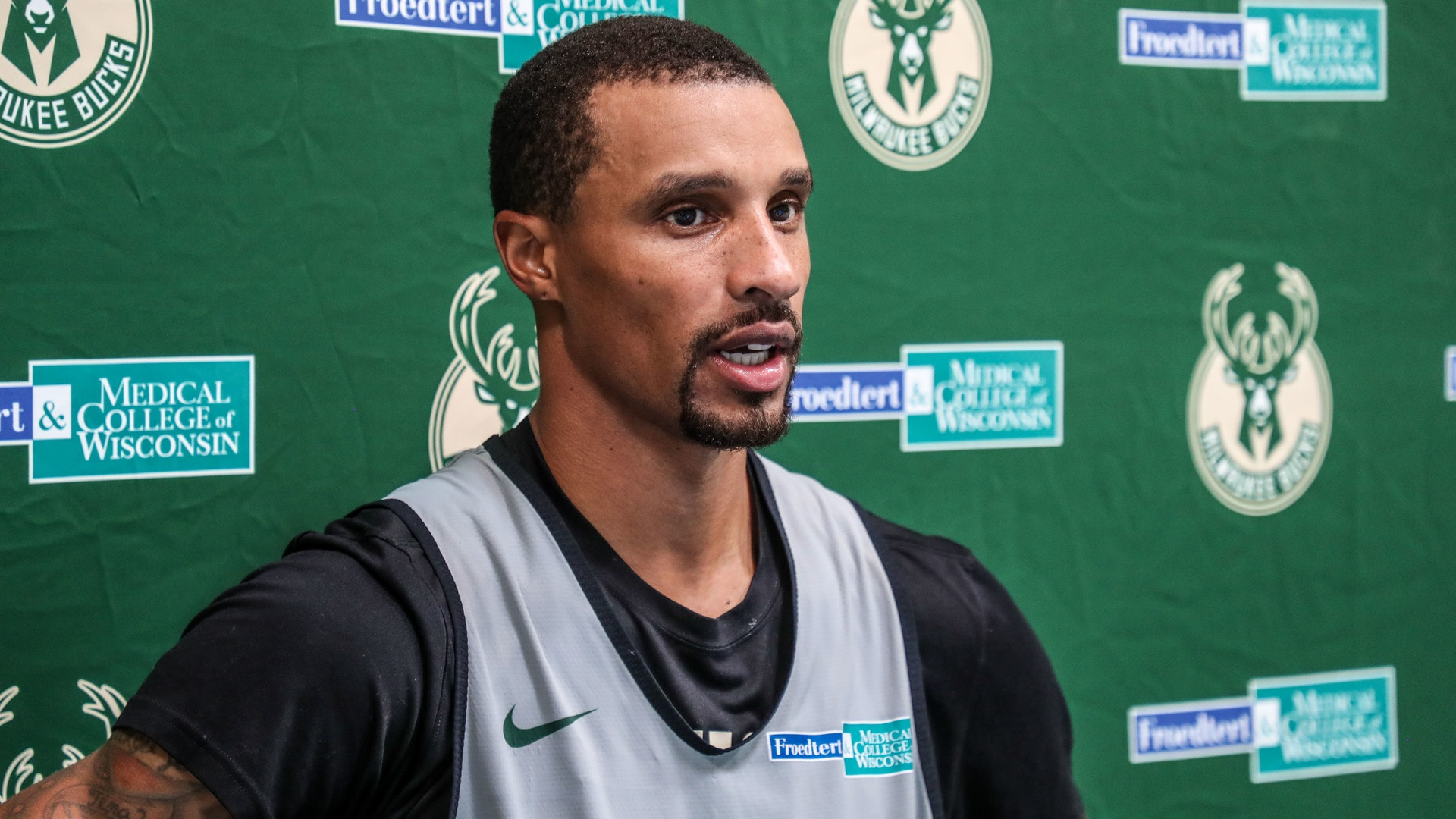 George Hill Press Conference | 7.19.20
