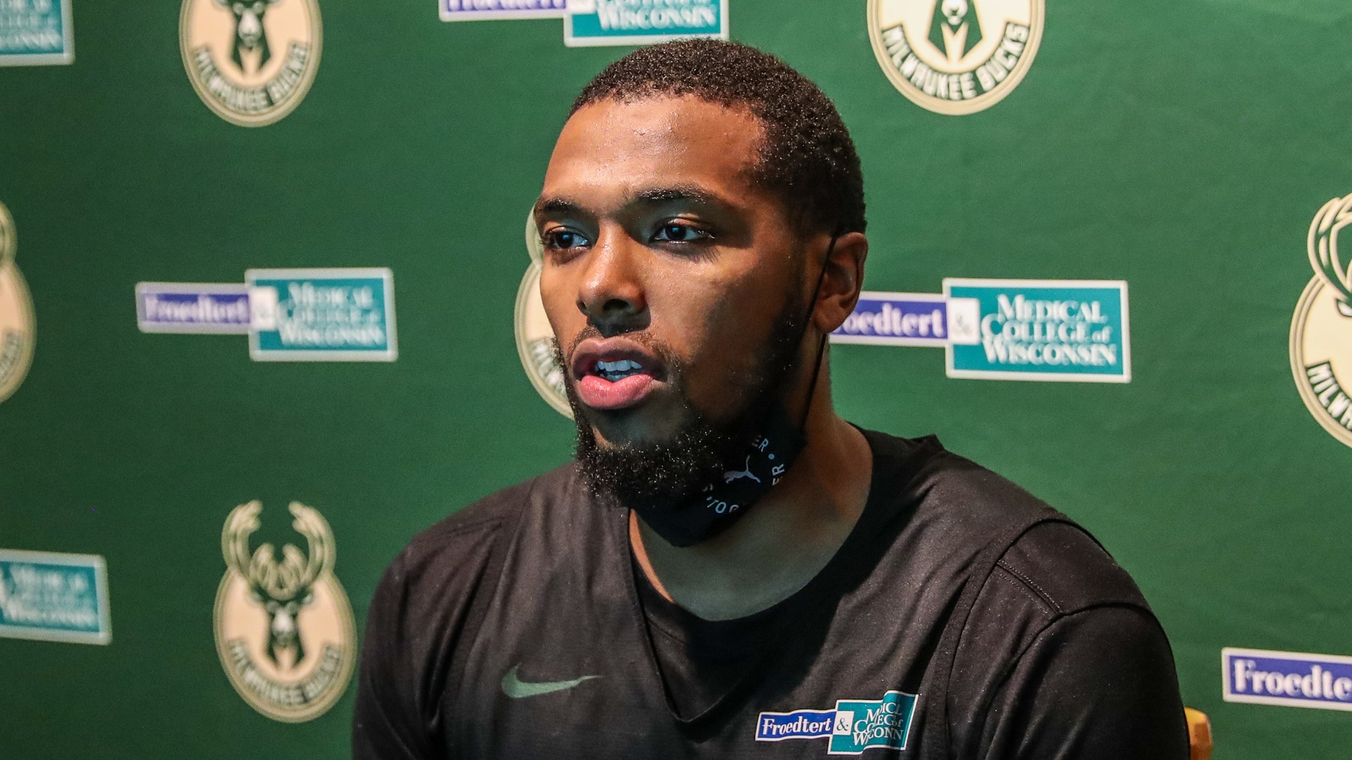Sterling Brown Press Conference | 7.21.20