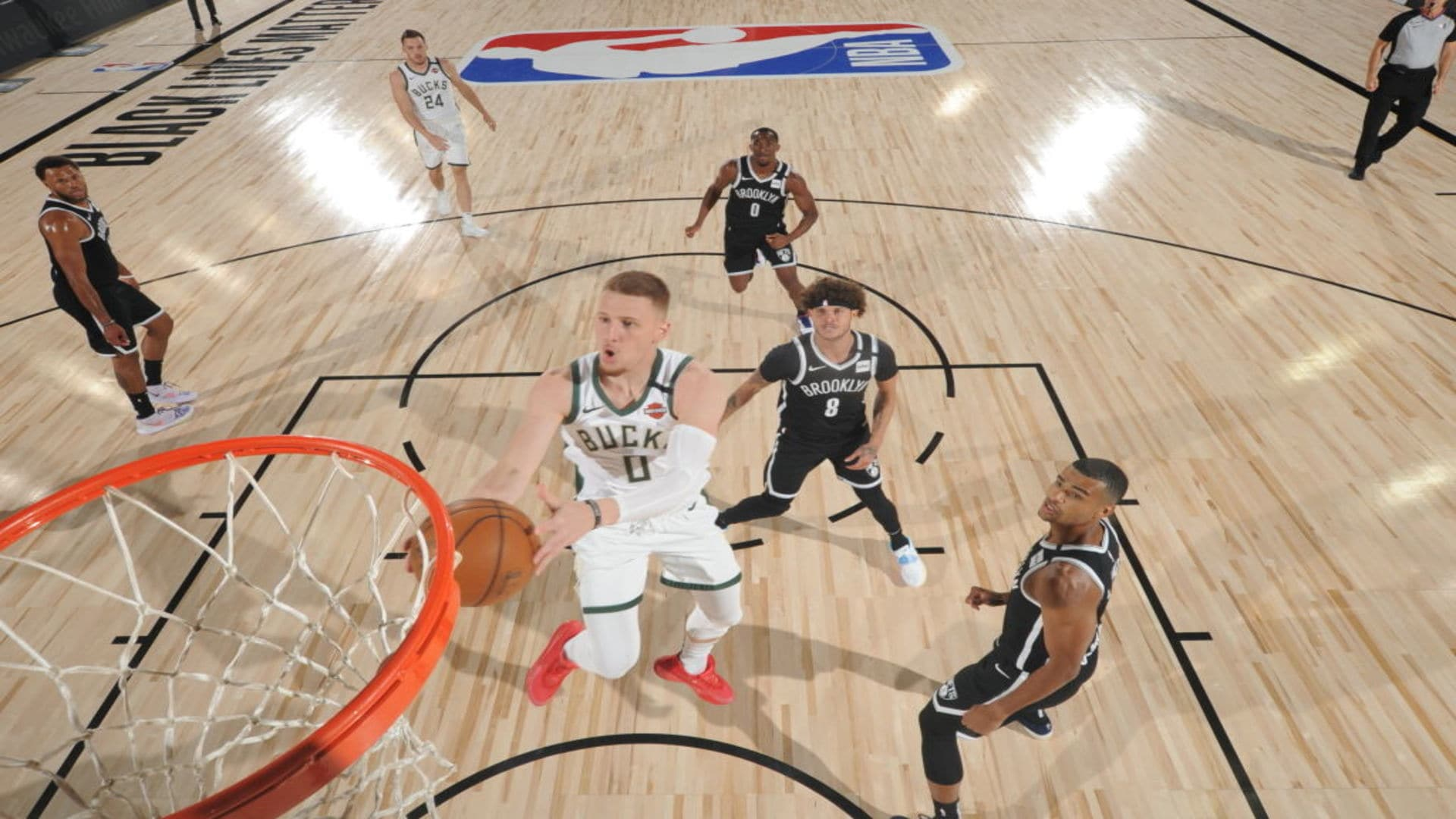 Game Highlights: Bucks 116 - Nets 119 | 8.04.20