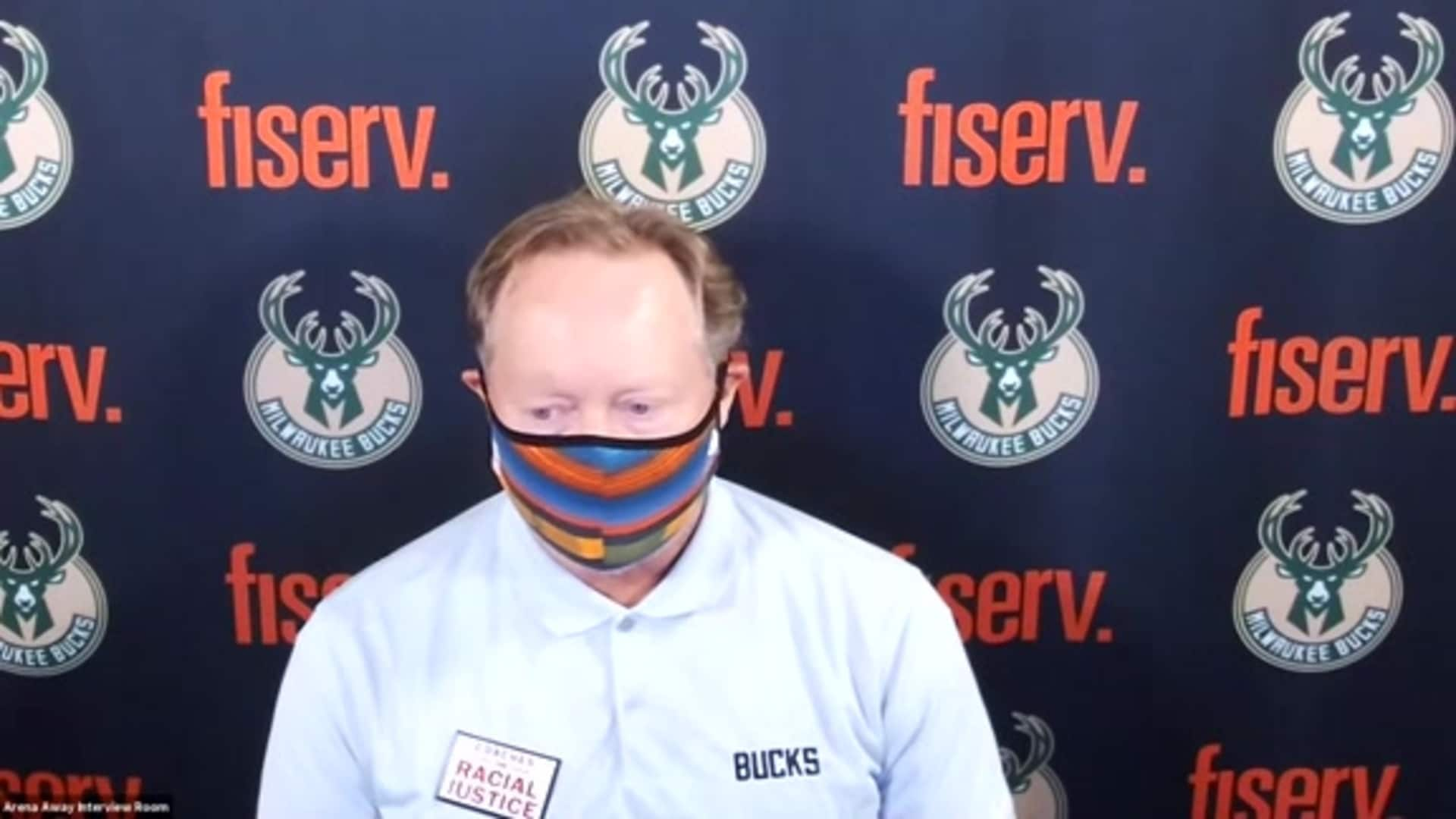 Coach Budenholzer Press Conference | 8.8.20