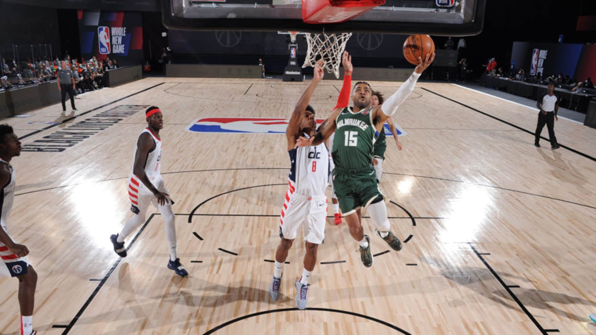 Game Highlights: Bucks 126 - Wizards 113 | 8.11.20