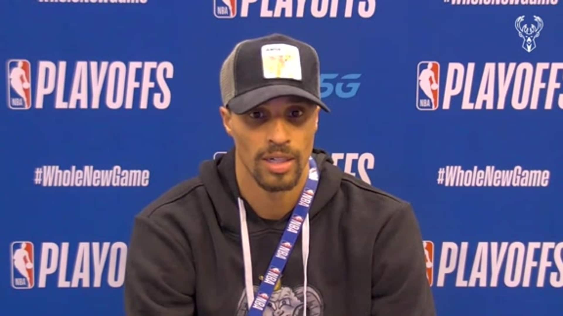 George Hill Press Conference | 9.4.20