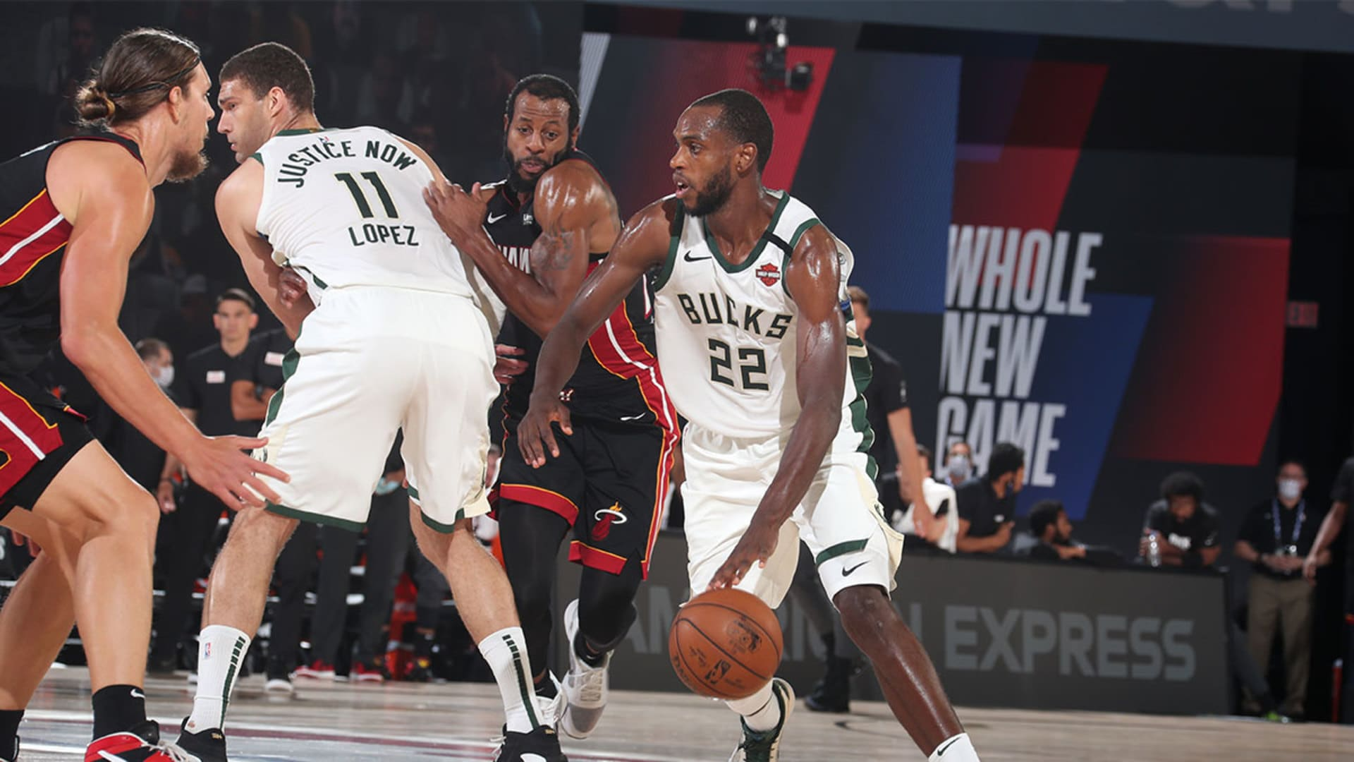 Game Highlights: Bucks 94 - Heat 103 | 9.08.20