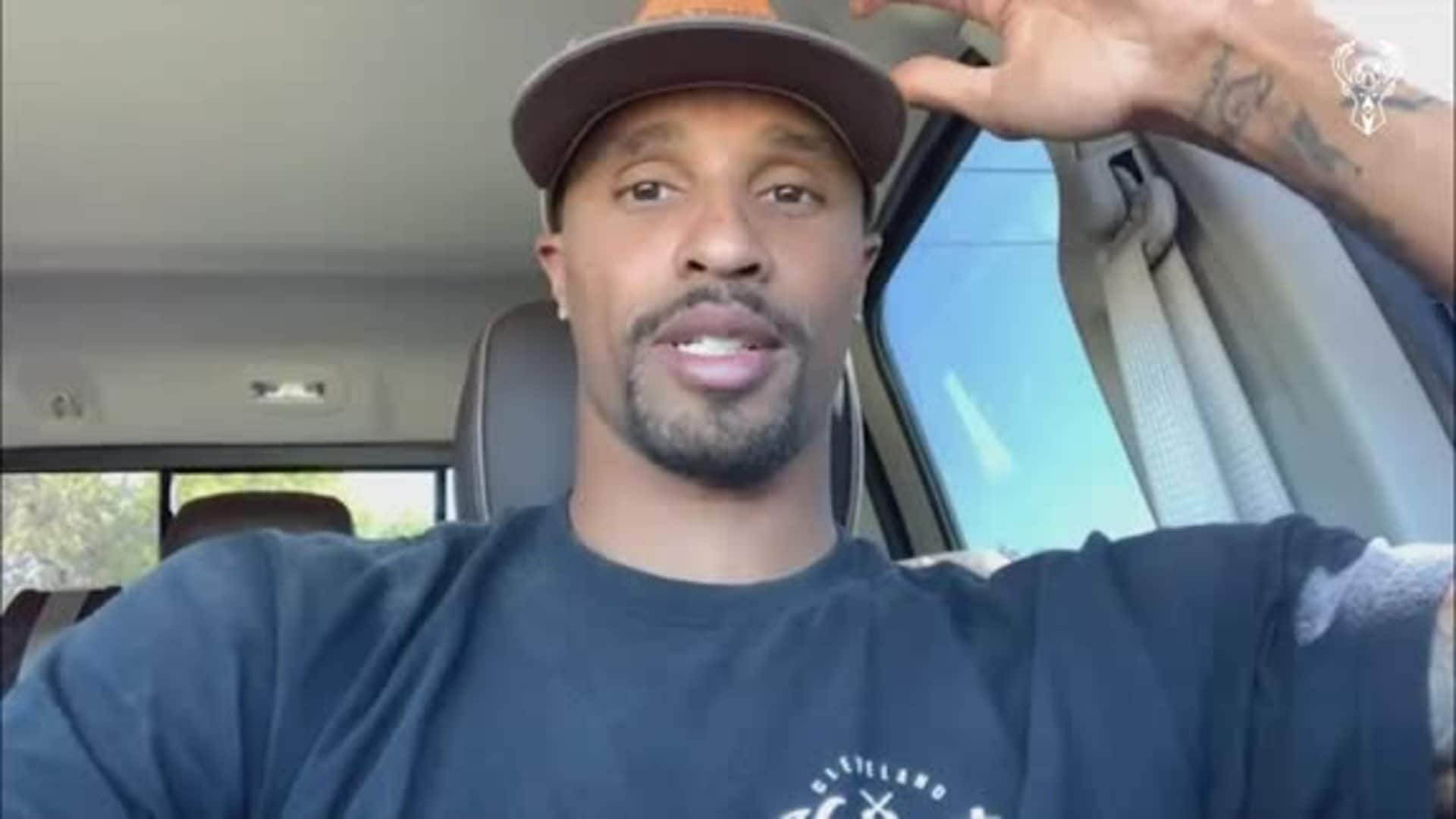 George Hill: It's What I Live For, It's Bigger Than Basketball
