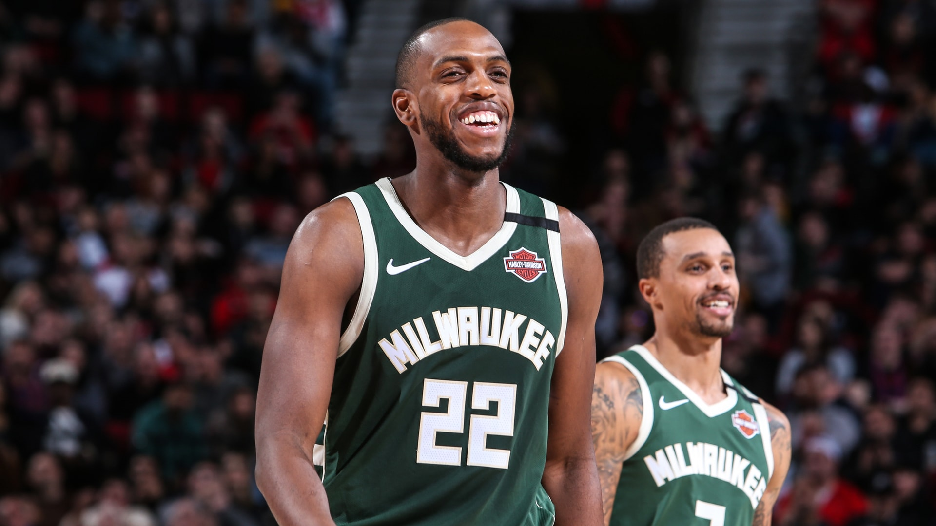 Welcome To Khris Middleton Week