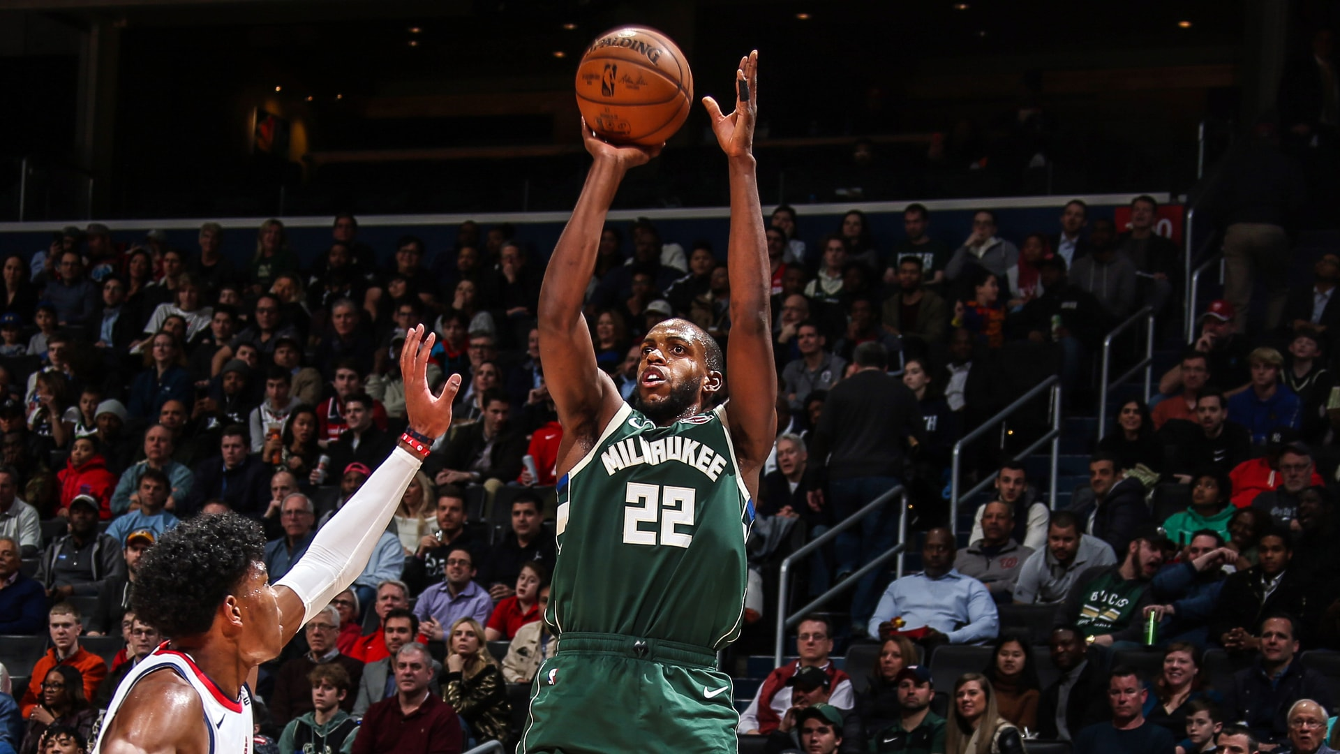 Best of Phantom Cam: Khris Middleton