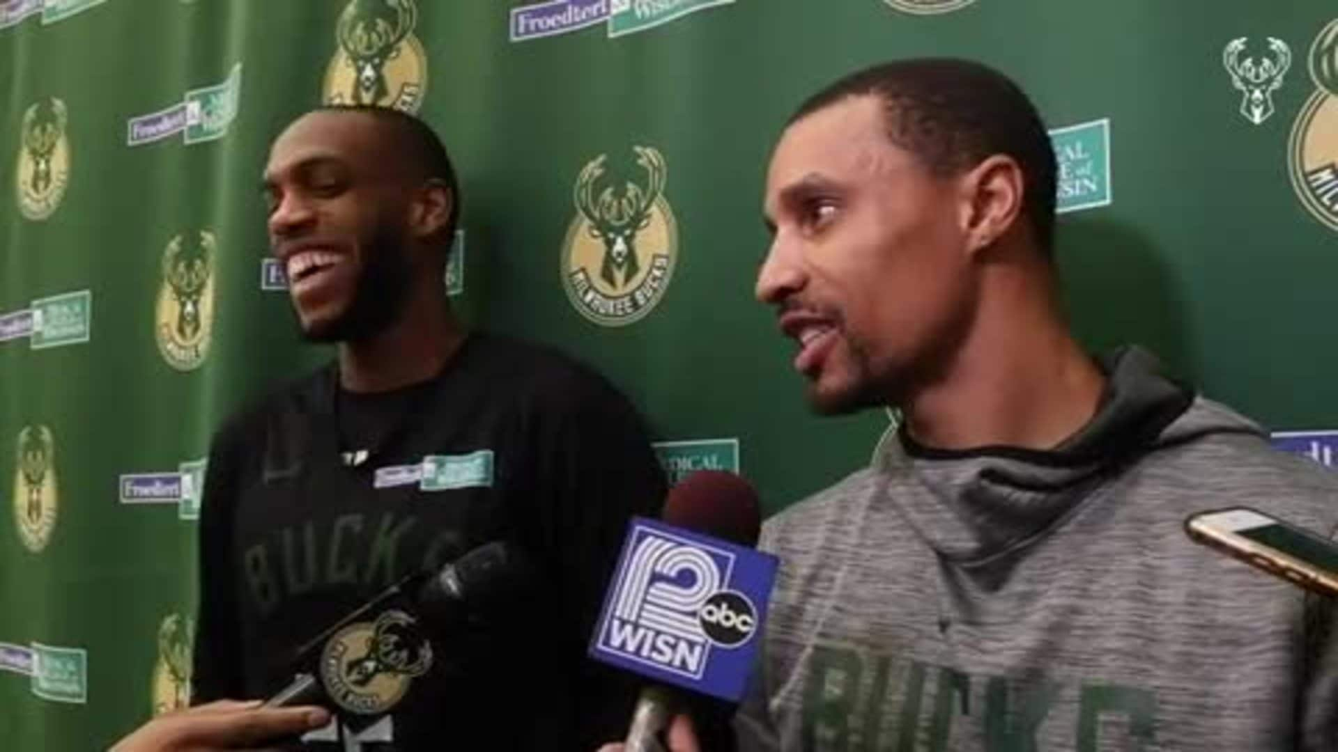 Khris Middleton's Top 5 Off Court Moments