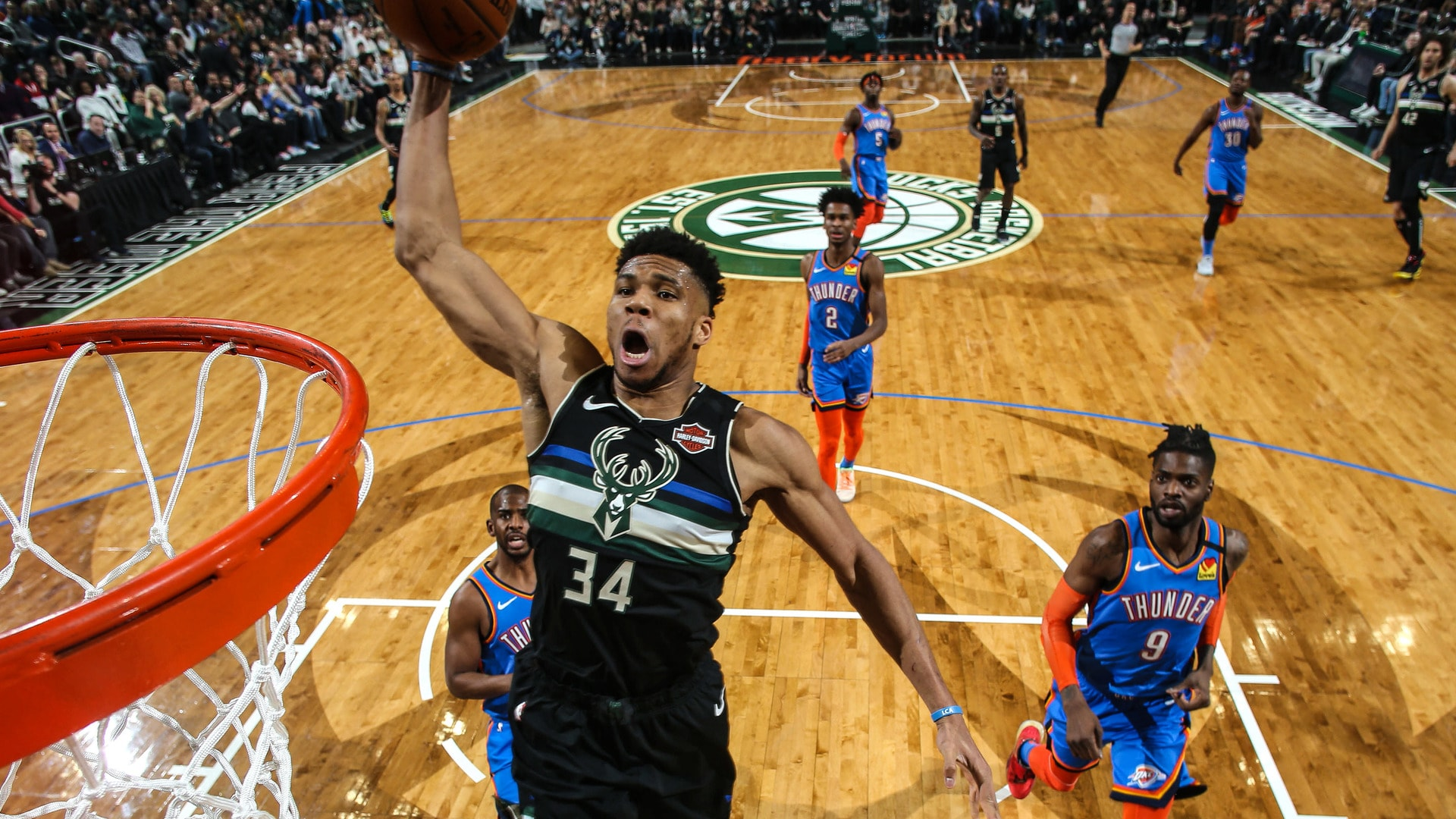 Best of Phantom Cam 2019-20: Giannis Antetokounmpo