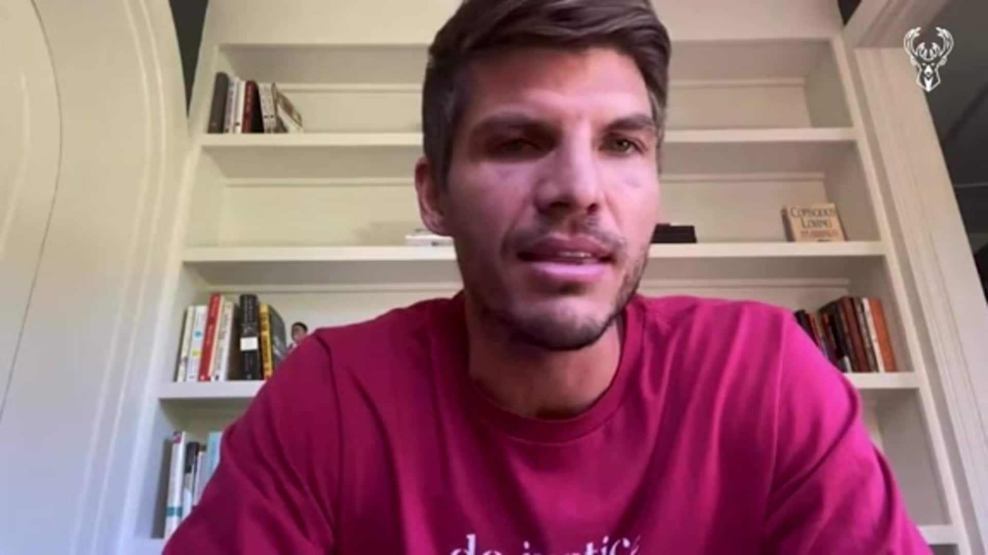 Kyle Korver: I Am Pumped Up To Vote