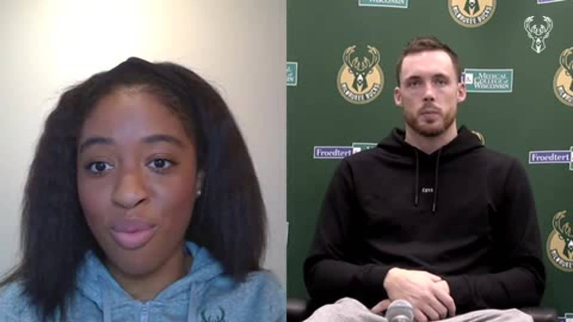 Pat Connaughton Exclusive Interview With Zora Stephenson
