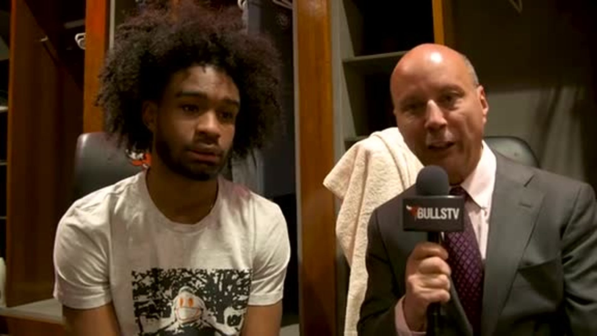Inside the Locker Room: Coby White - 11.12.19