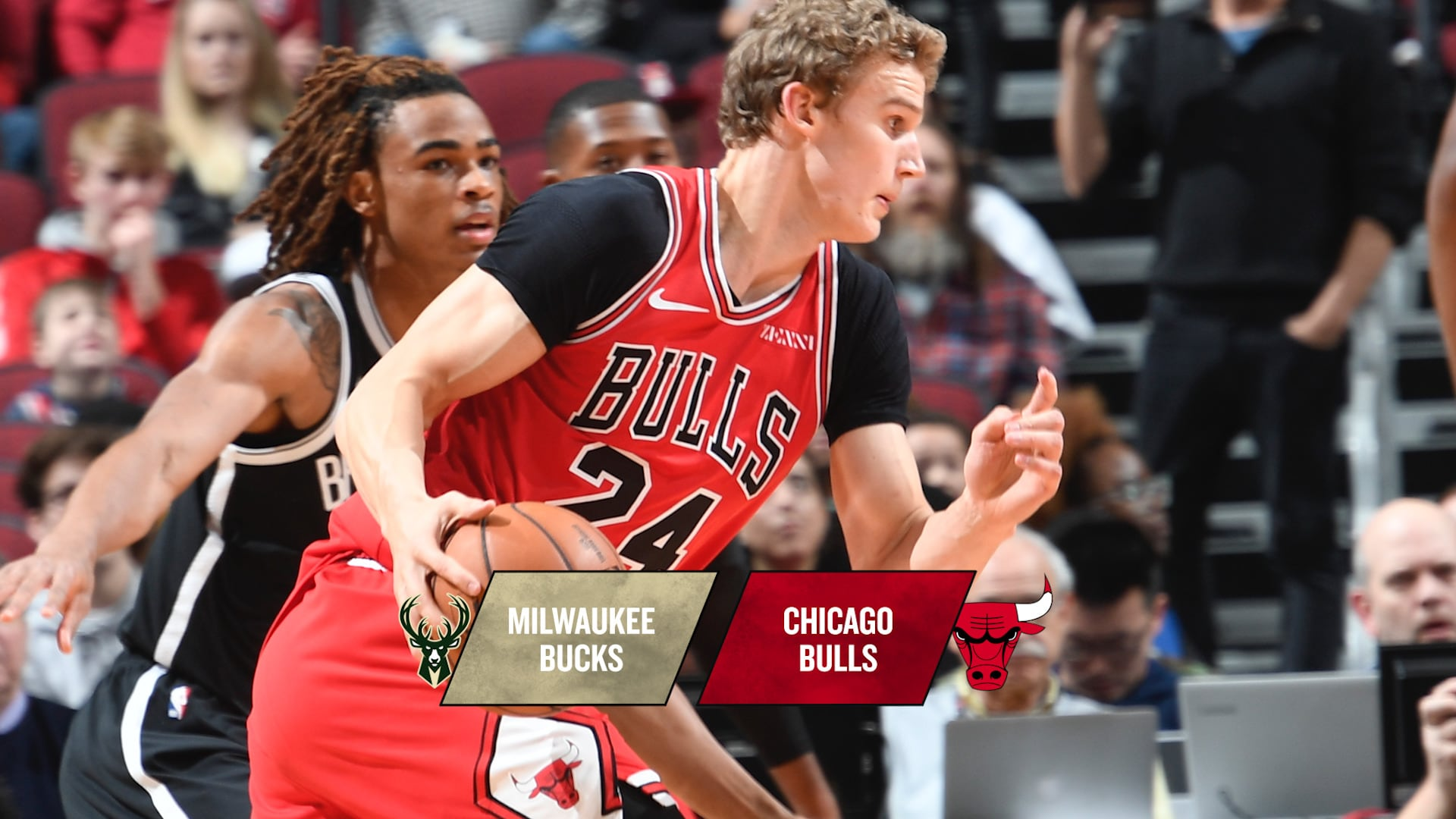 BullsTV Preview: Bulls vs. Bucks - 11.18.19