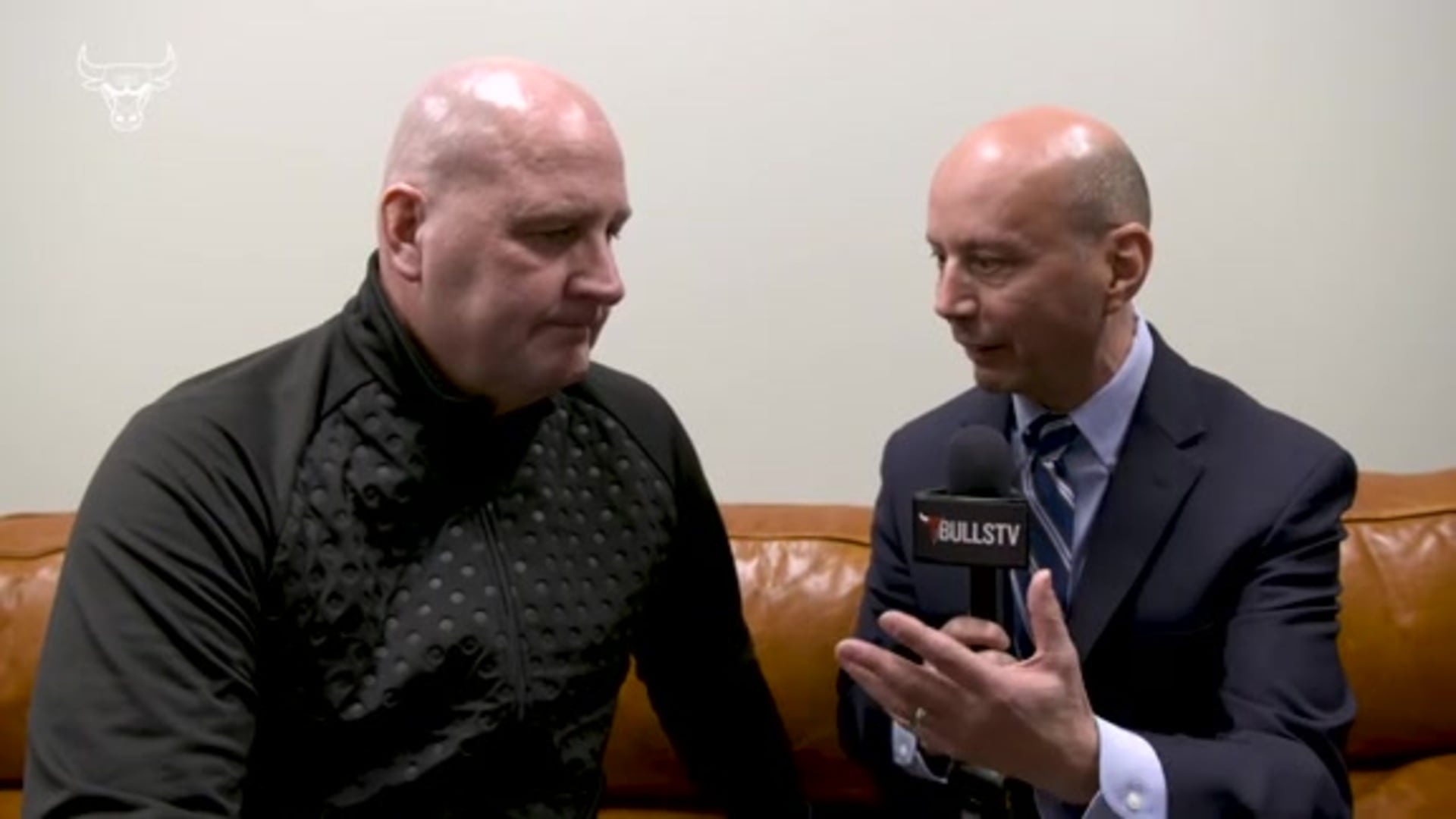 BullsTV Coaches Interview: Jim Boylen - 11.22.19