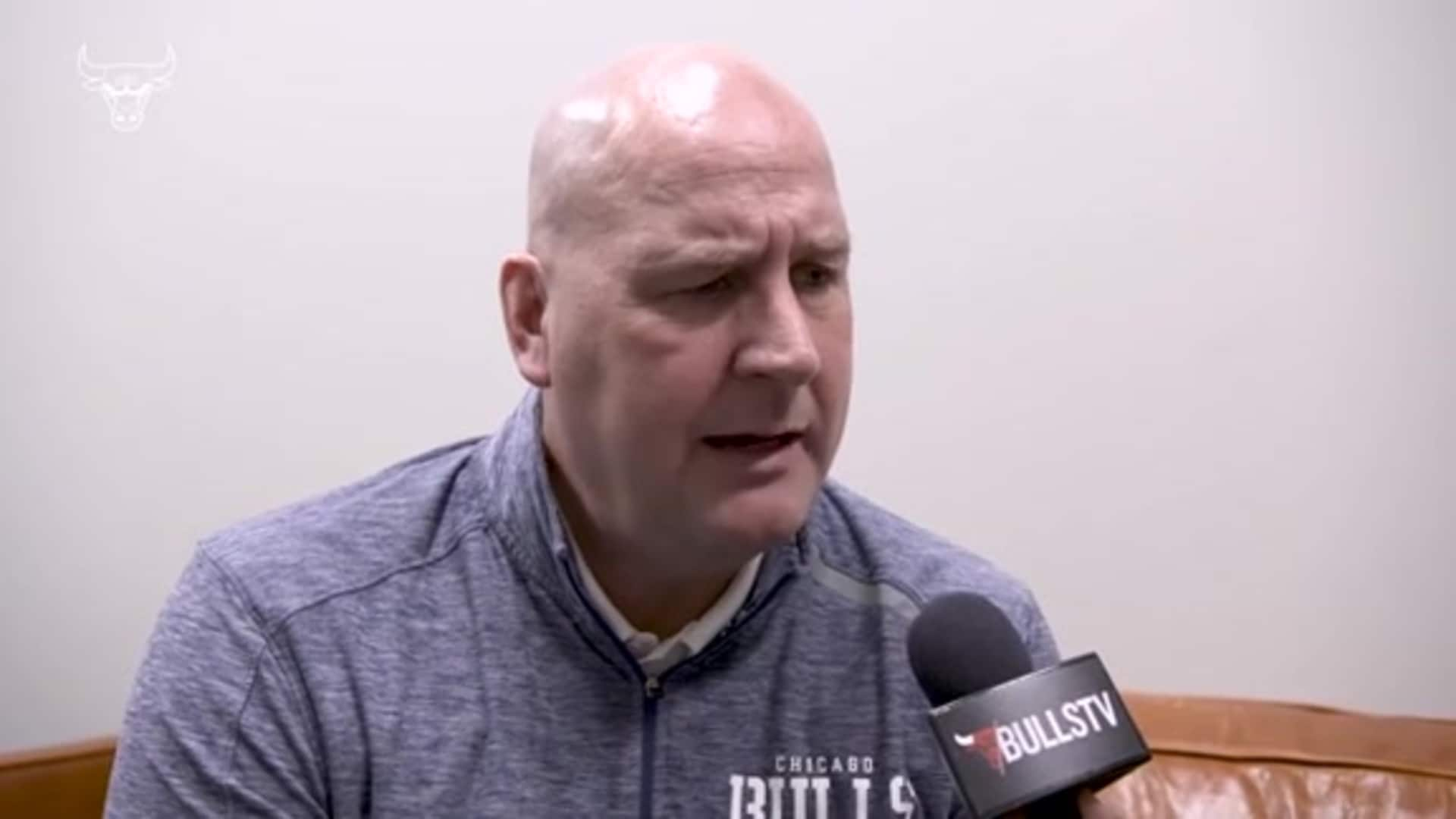 BullsTV Coaches Interview: Jim Boylen - 12.6.19