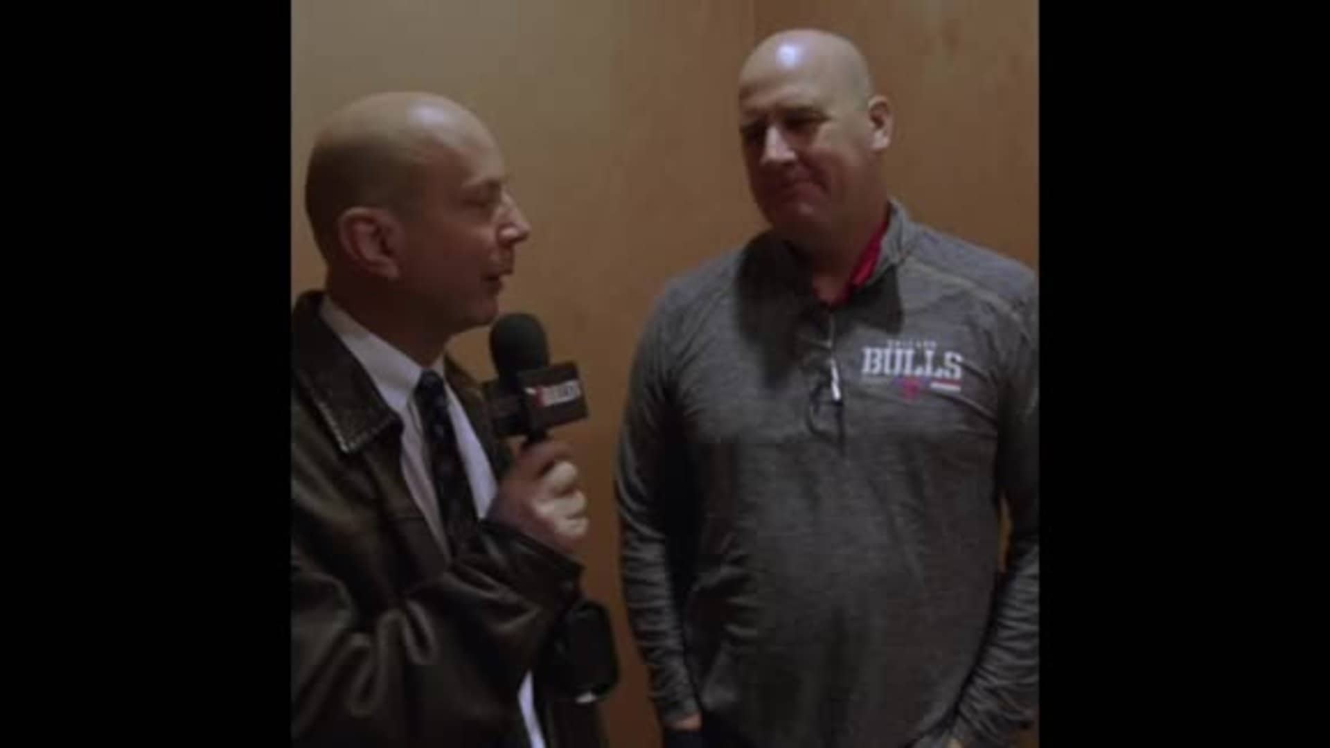Coach Boylen on Bulls vs. Heat
