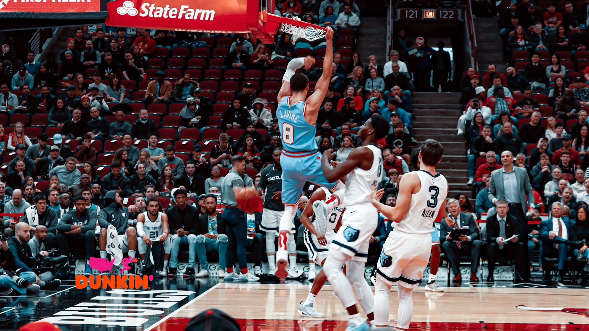 Dunk of the Week - 12.8.19