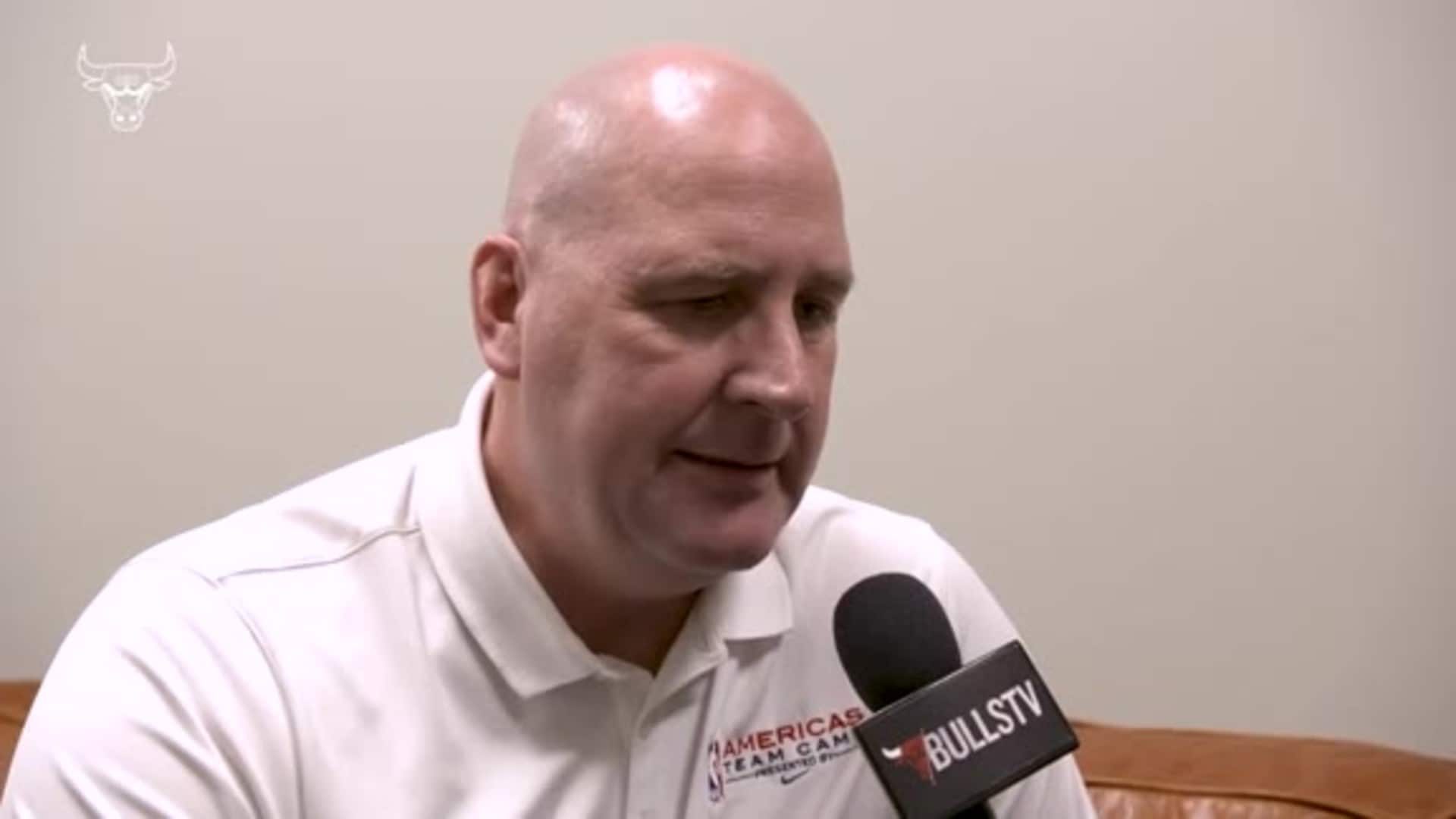 BullsTV Coaches Interview: Jim Boylen - 12.9.19