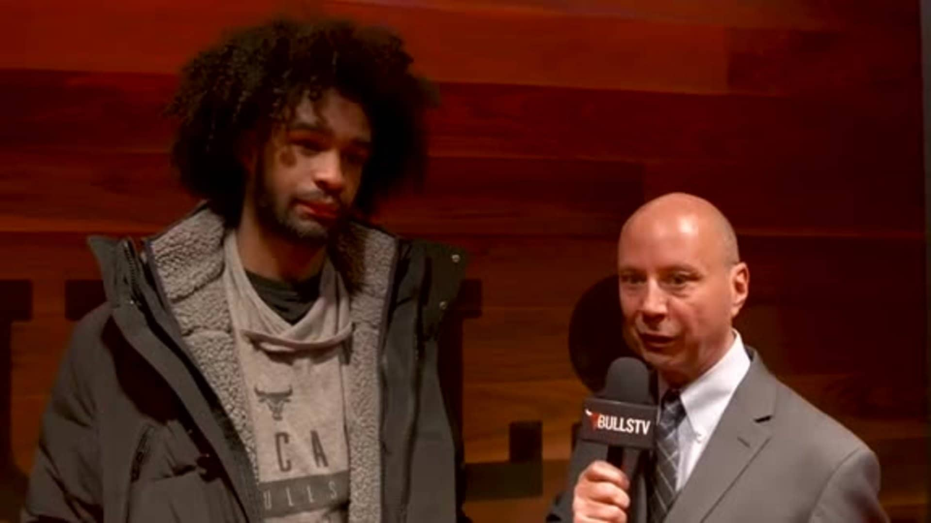 Inside the Locker Room: Coby White - 12.11.19