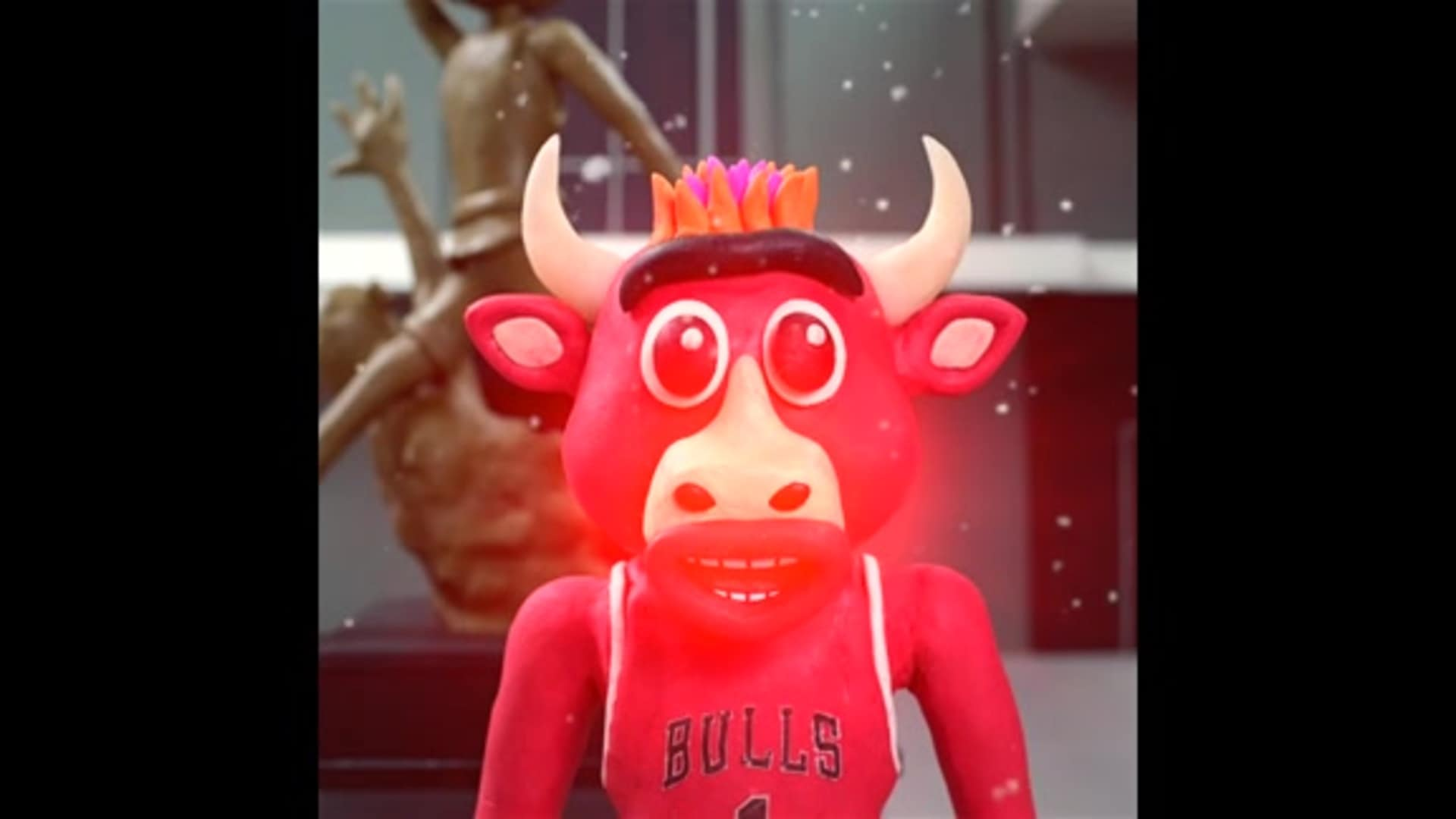 Benny the Red Nosed Bull: A Holiday Claymation Tale