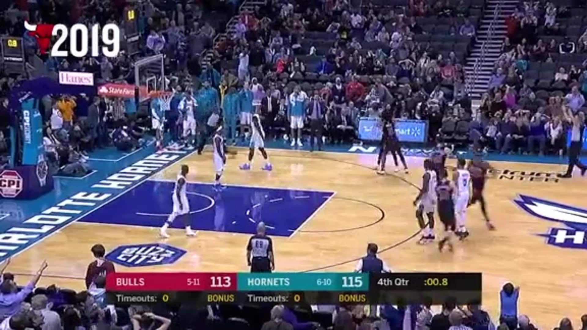 Bulls Top Plays From Each Year of the Decade